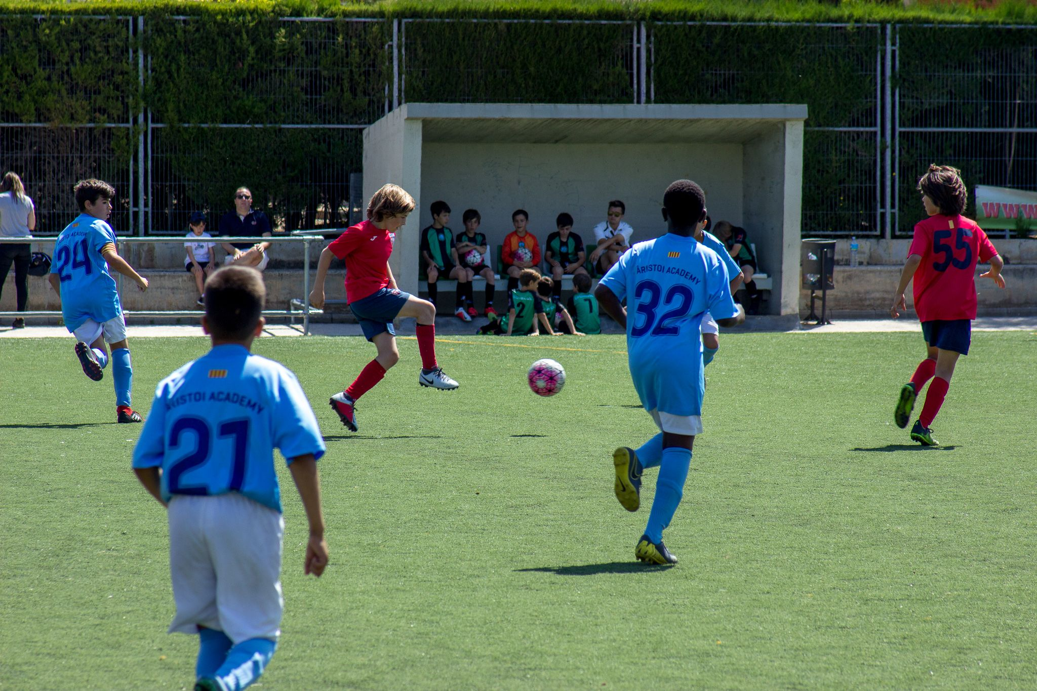 7è Torneig Final de Temporada-4t Memorial Eufrasio Montiel. FOTO: Ale G.