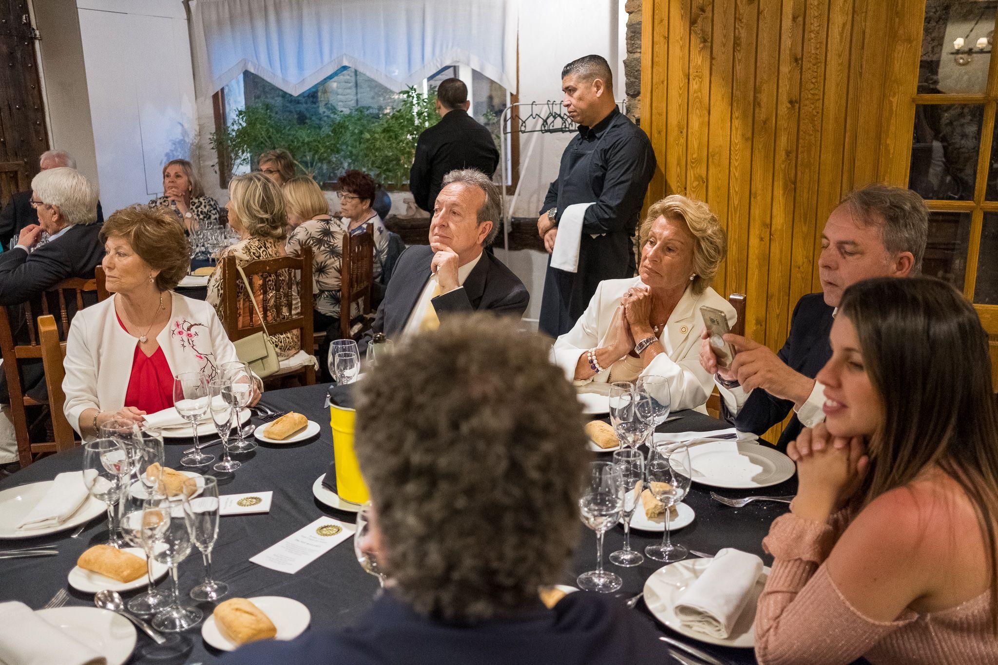 28a Nit Rotaria a Can Ametller, sopar solidari. FOTO: Ale G.