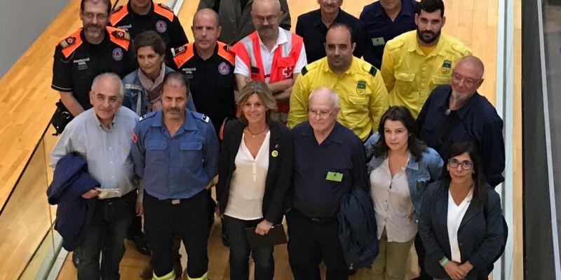 Arrenca la campanya de prevenció d'incendis remarcant la importància de la col·laboració ciutadana