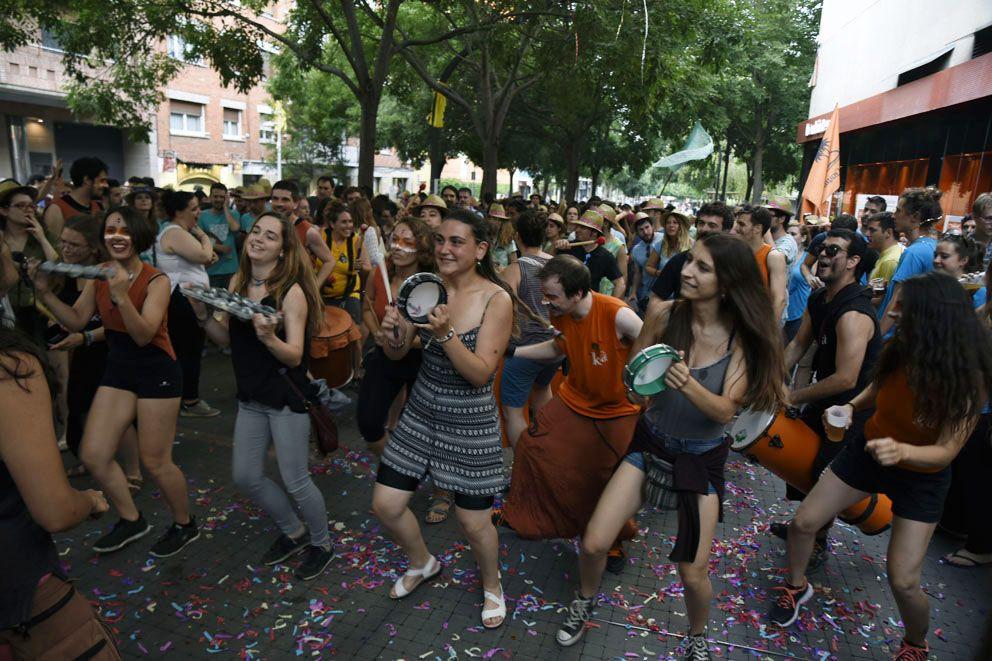 III Correplaces de Festa Major! Foto: Bernat Millet.