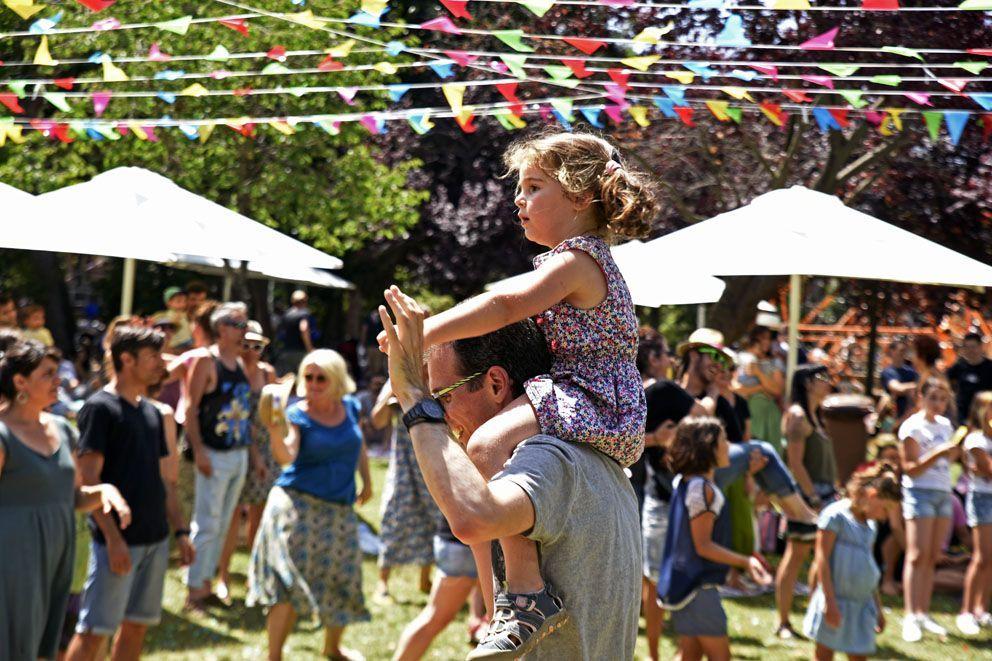 VII Estovallada de Festa Major. Foto: Bernat Millet.