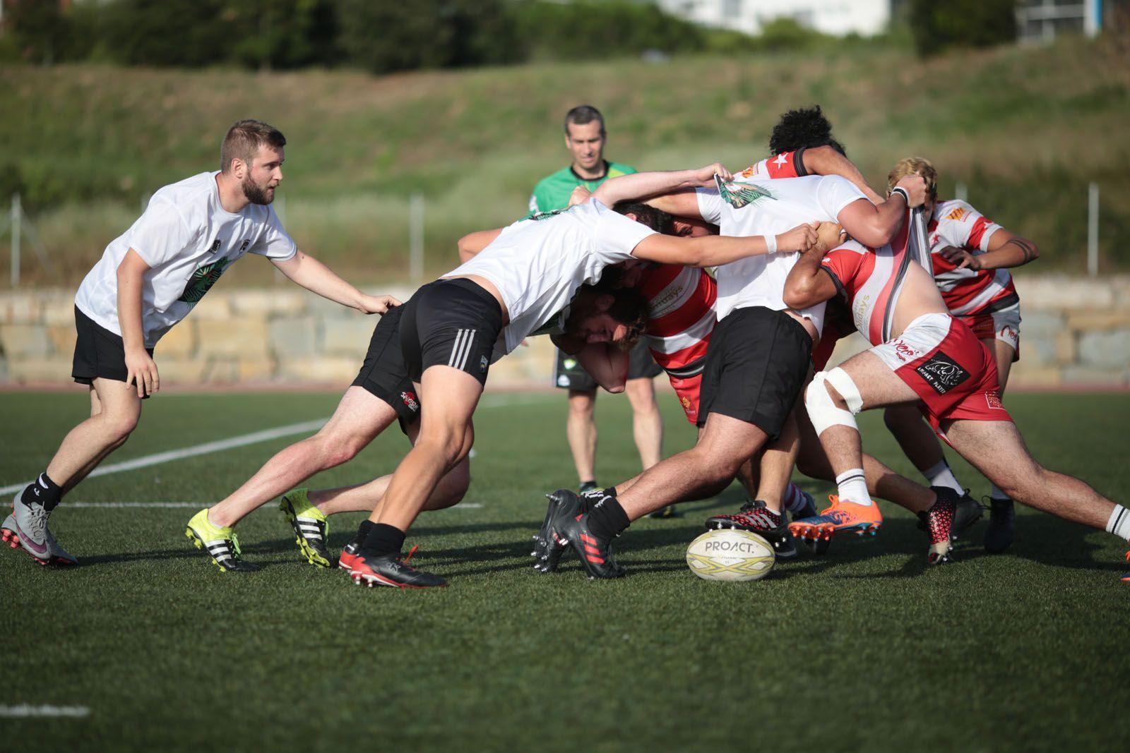 Torneig rugby seven FOTO: Artur Ribera