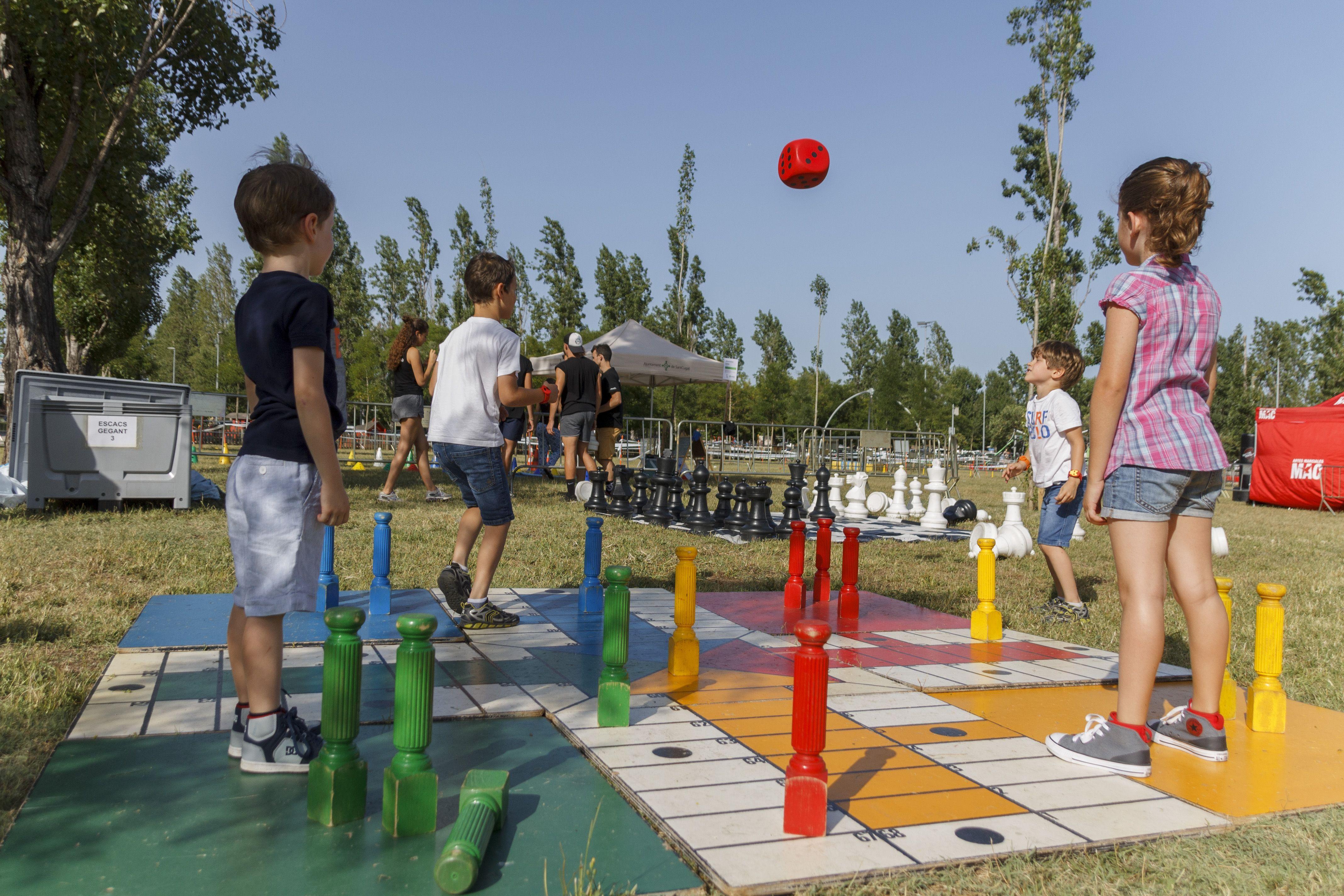 17a Festa de l'Esport al carrer. Foto: Paula Galván