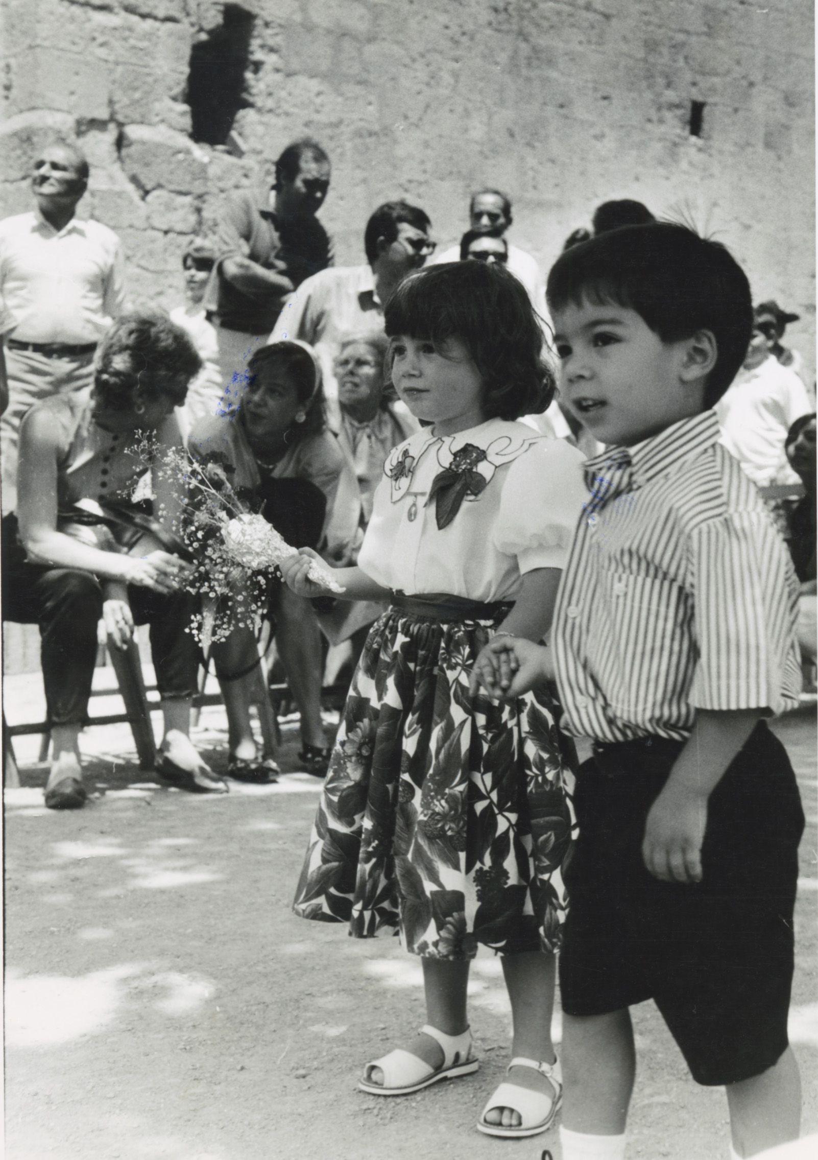 Paga'li Joan a l'any 1991. Foto: Mané Espinosa.