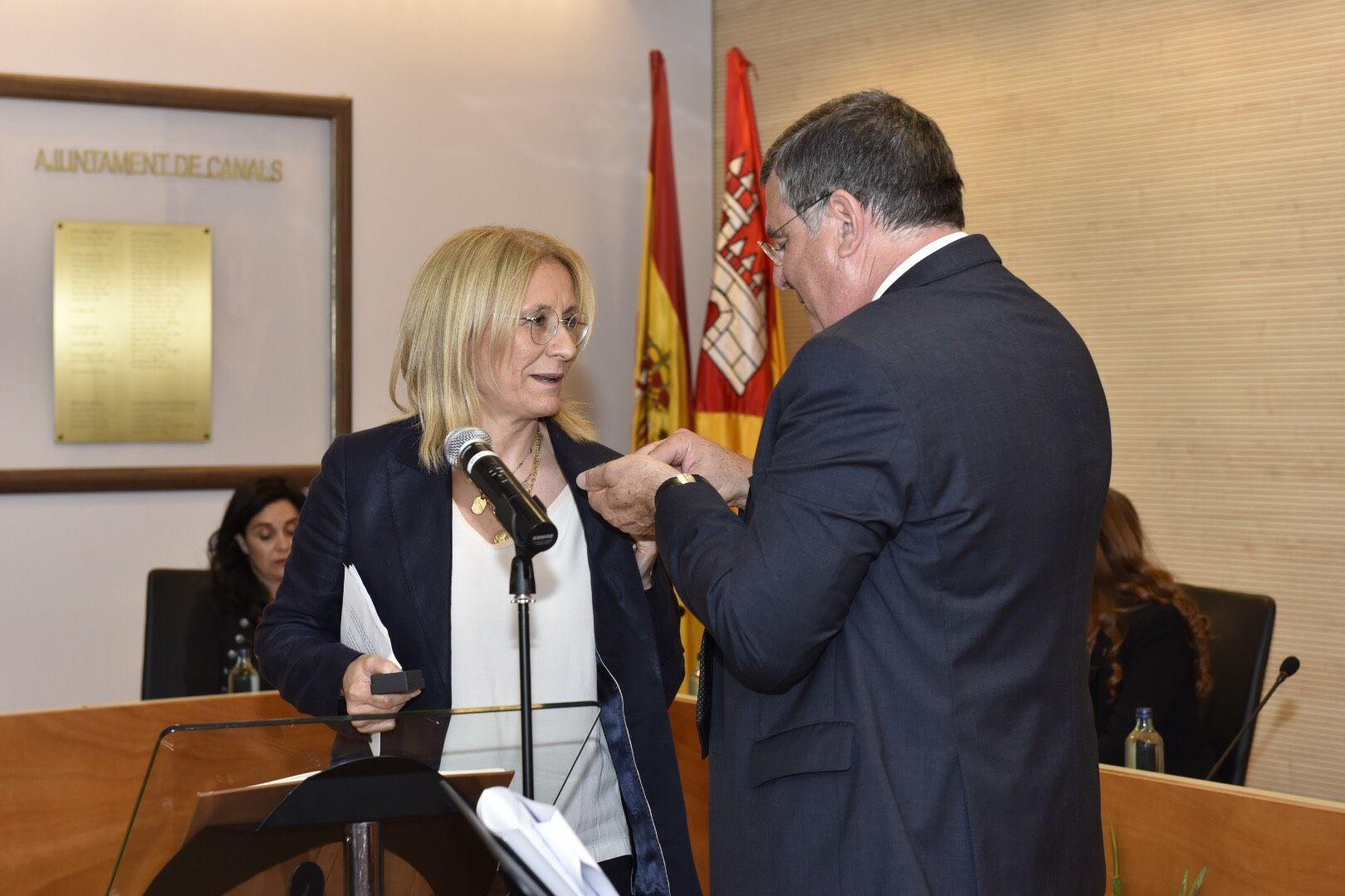 Susanna Casta, vocal del PSC. FOTO: Miguel López Mallach