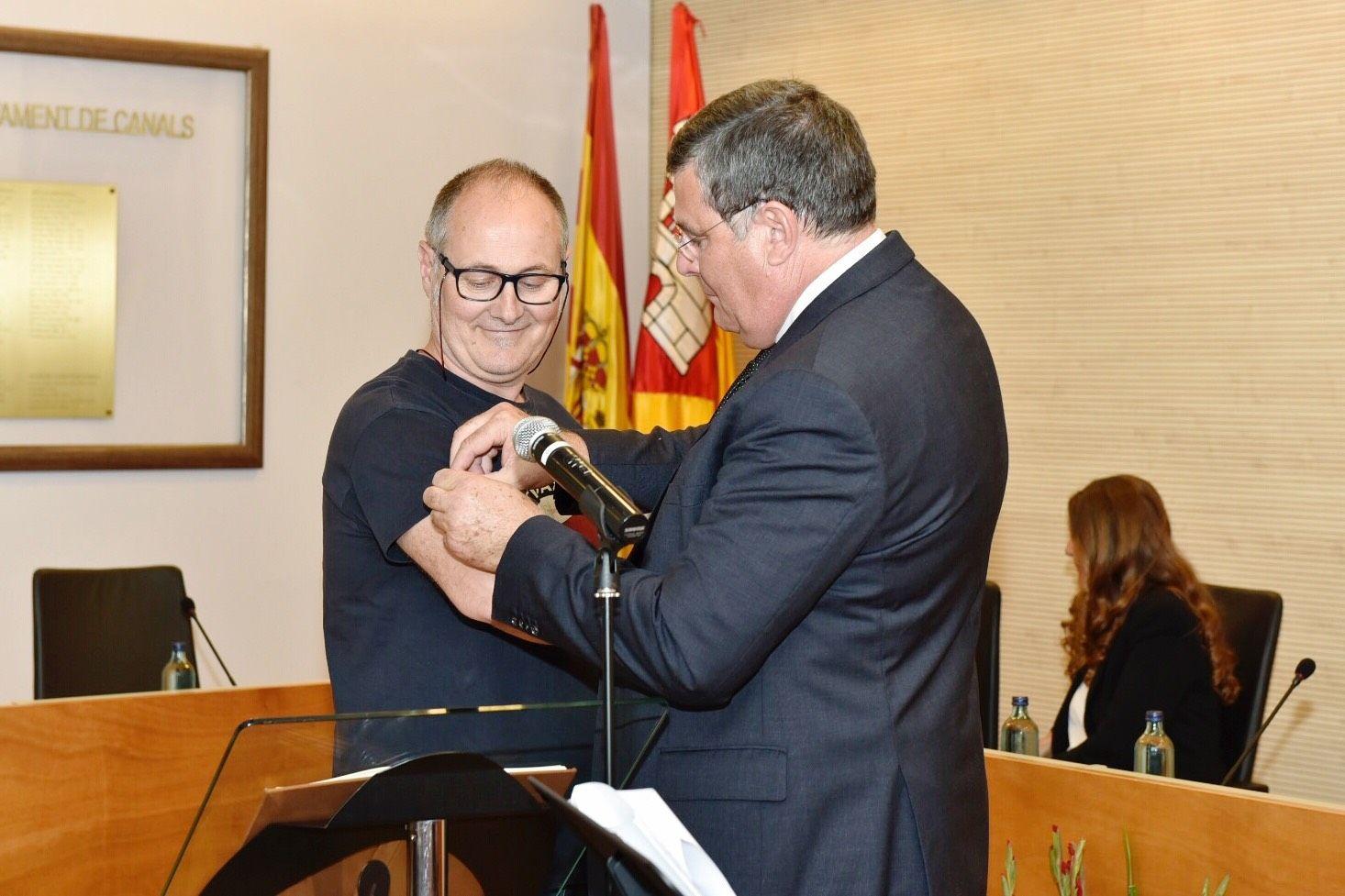 Ferran Margineda, vocal de la CUP. FOTO: Miguel López Mallach