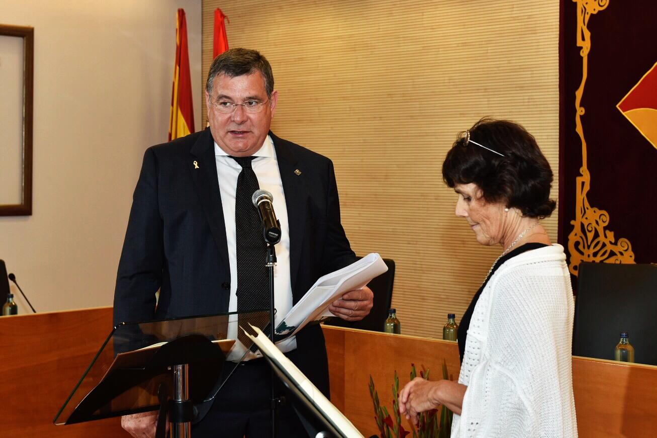 Josep Puig, president de l'EMD. FOTO: Miguel López Mallach