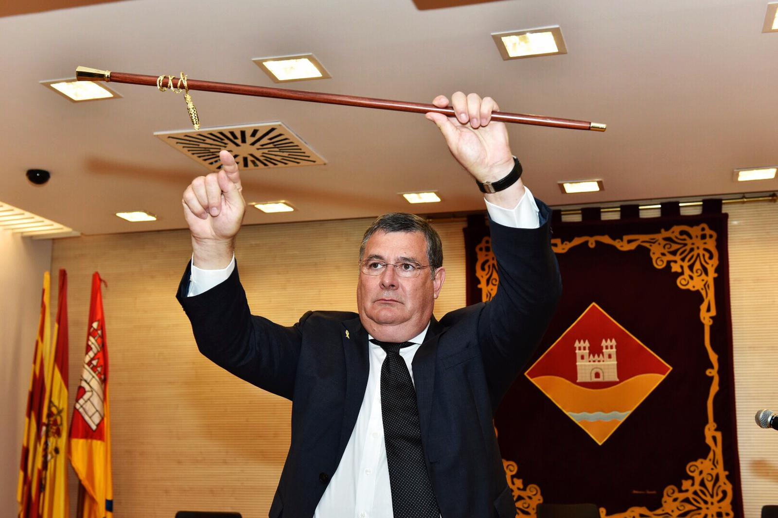 Josep Puig, president de l'EMD de Valldoreix. FOTO: Miguel López Mallach