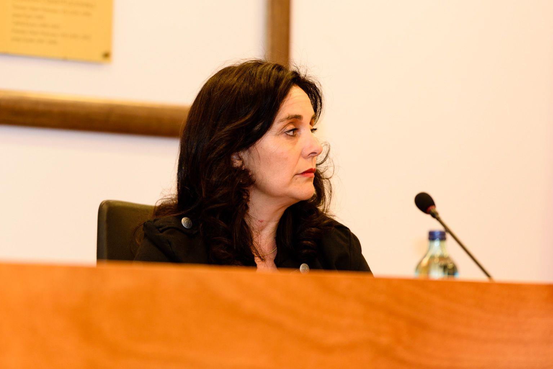 Anna Cano, vocal de Cs. FOTO: Miguel López Mallach
