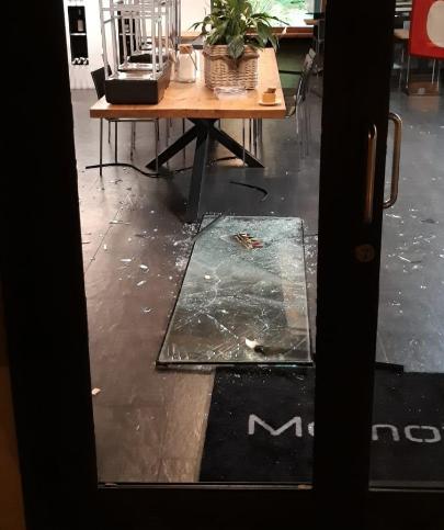 Entren a robar en un restaurant de Valldoreix
