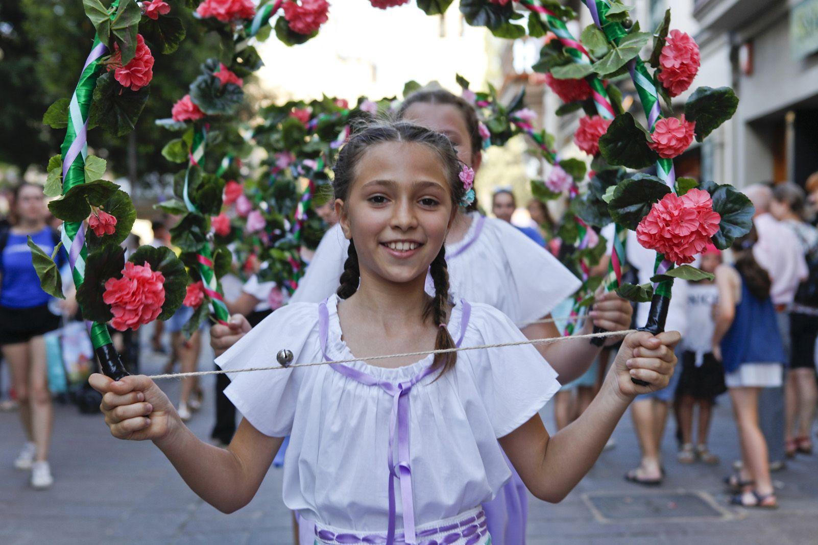 Seguici d'inici i pregó de Festa Major 2019. Foto: Bernat Millet.