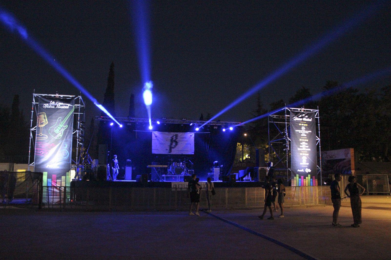 Inauguració de la DesPlaça Jove. Foto: Alex Gomez