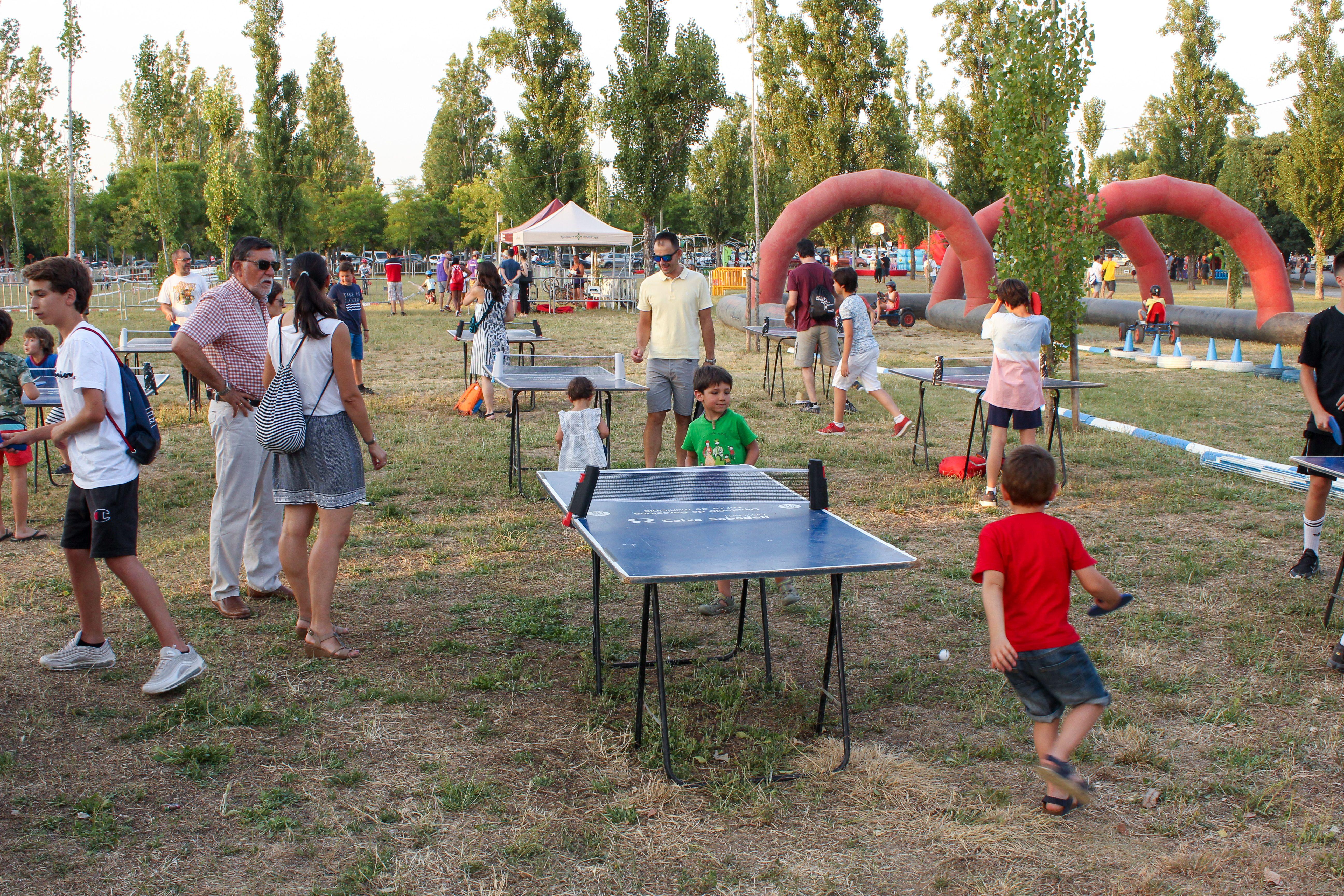 18a Festa de l'esport al Carrer. Foto: Alex Gómez