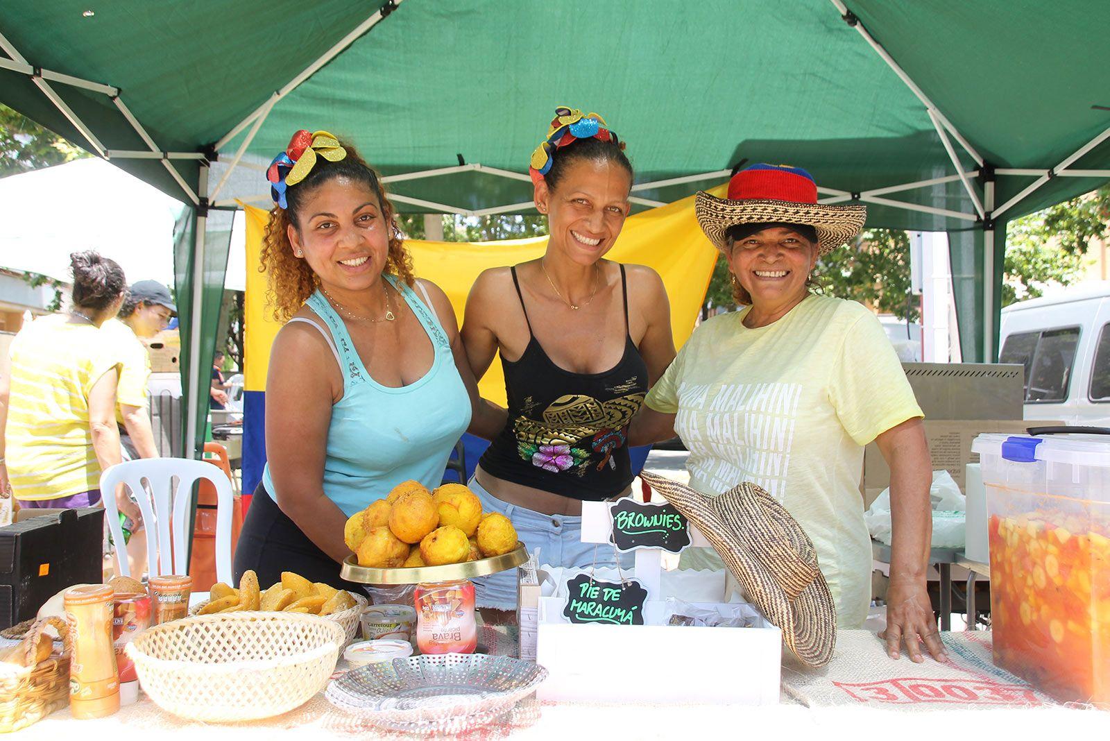 VII Esdeveniment Intercultural al parc del Pont de Can Vernet. FOTO: Paula Galván