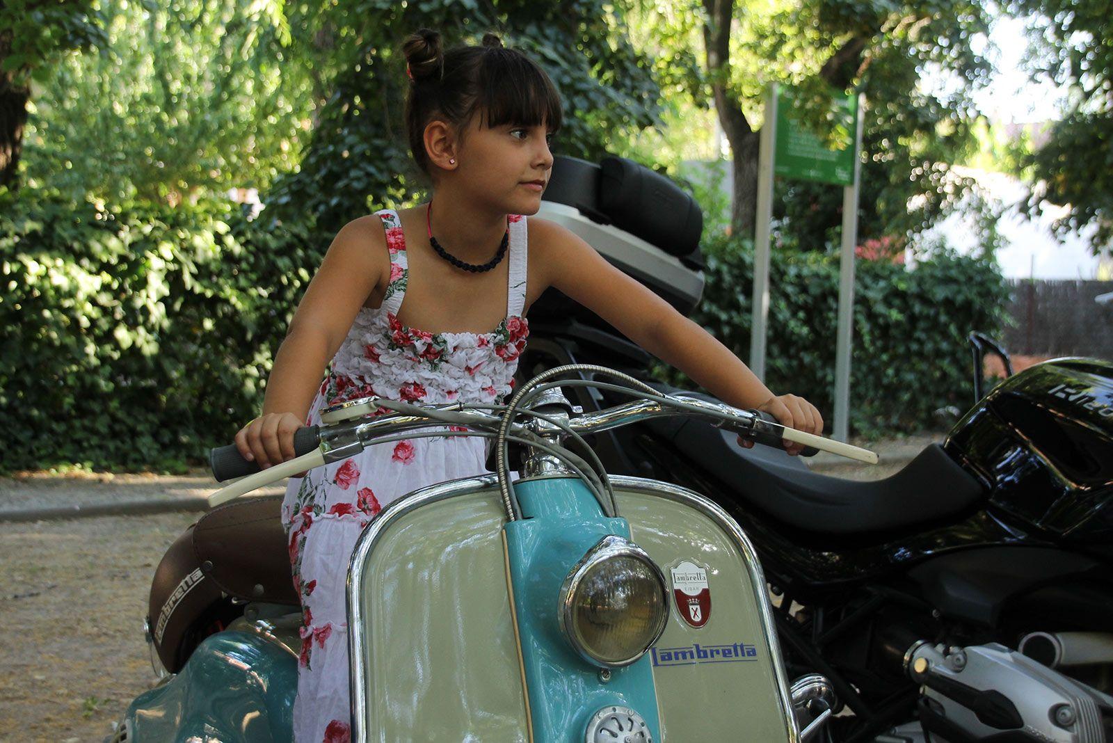 XVI Concentració i passejada de motos. FOTO: Paula Galván