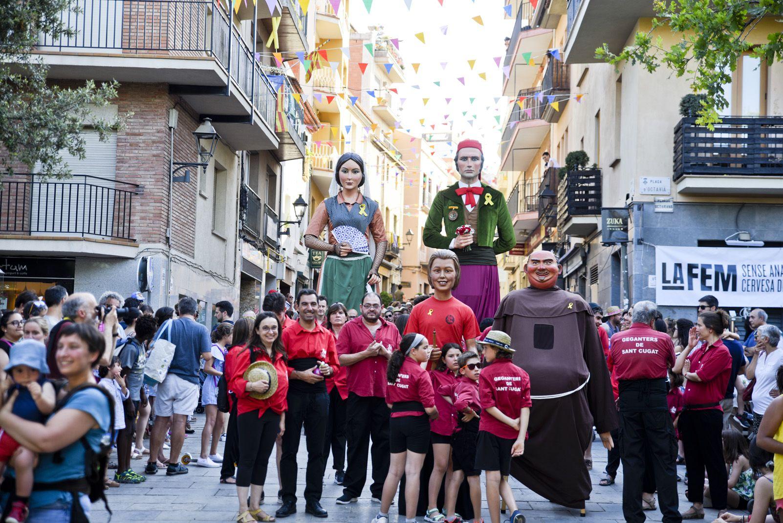 Seguici de Sant Pere de Festa Major. Foto: Bernat Millet.