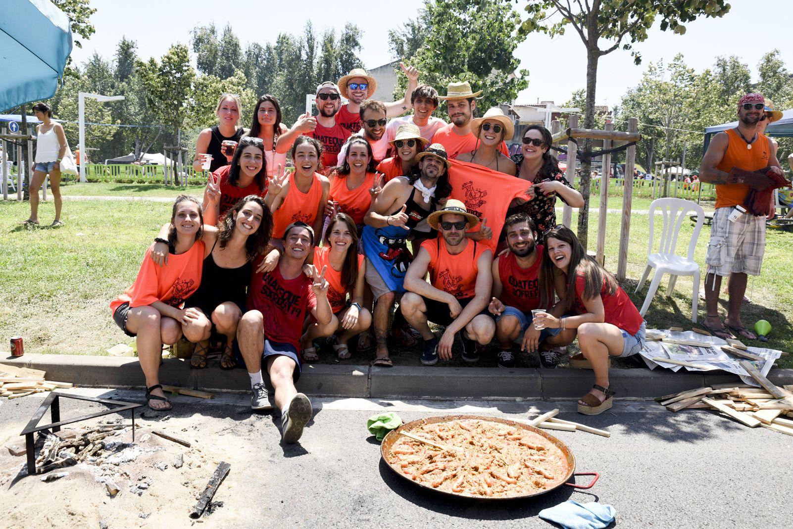 39è Concurs d'Arrossos de Festa Major 2019. Foto: Bernat Millet.