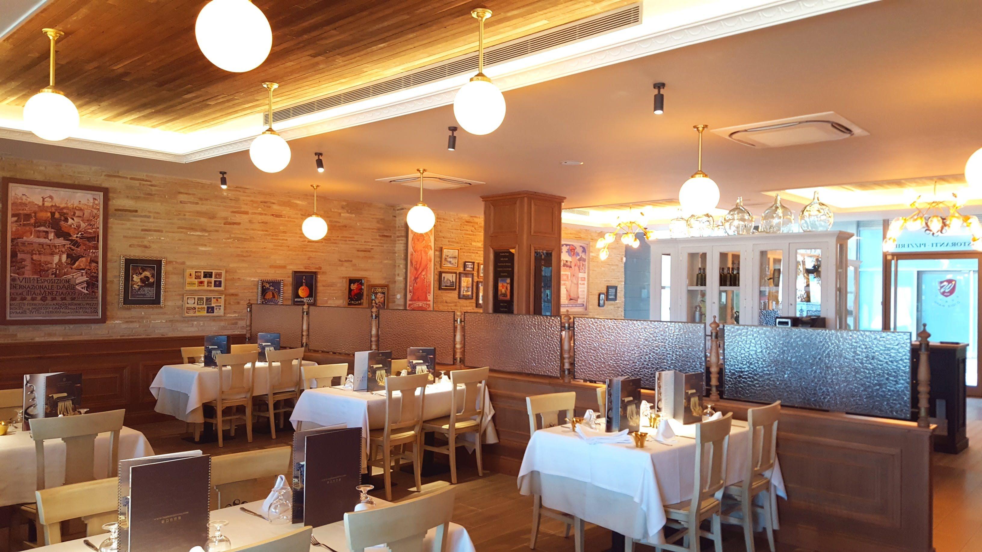 El local està especialitzat en alimentació italiana FOTO: Cedida