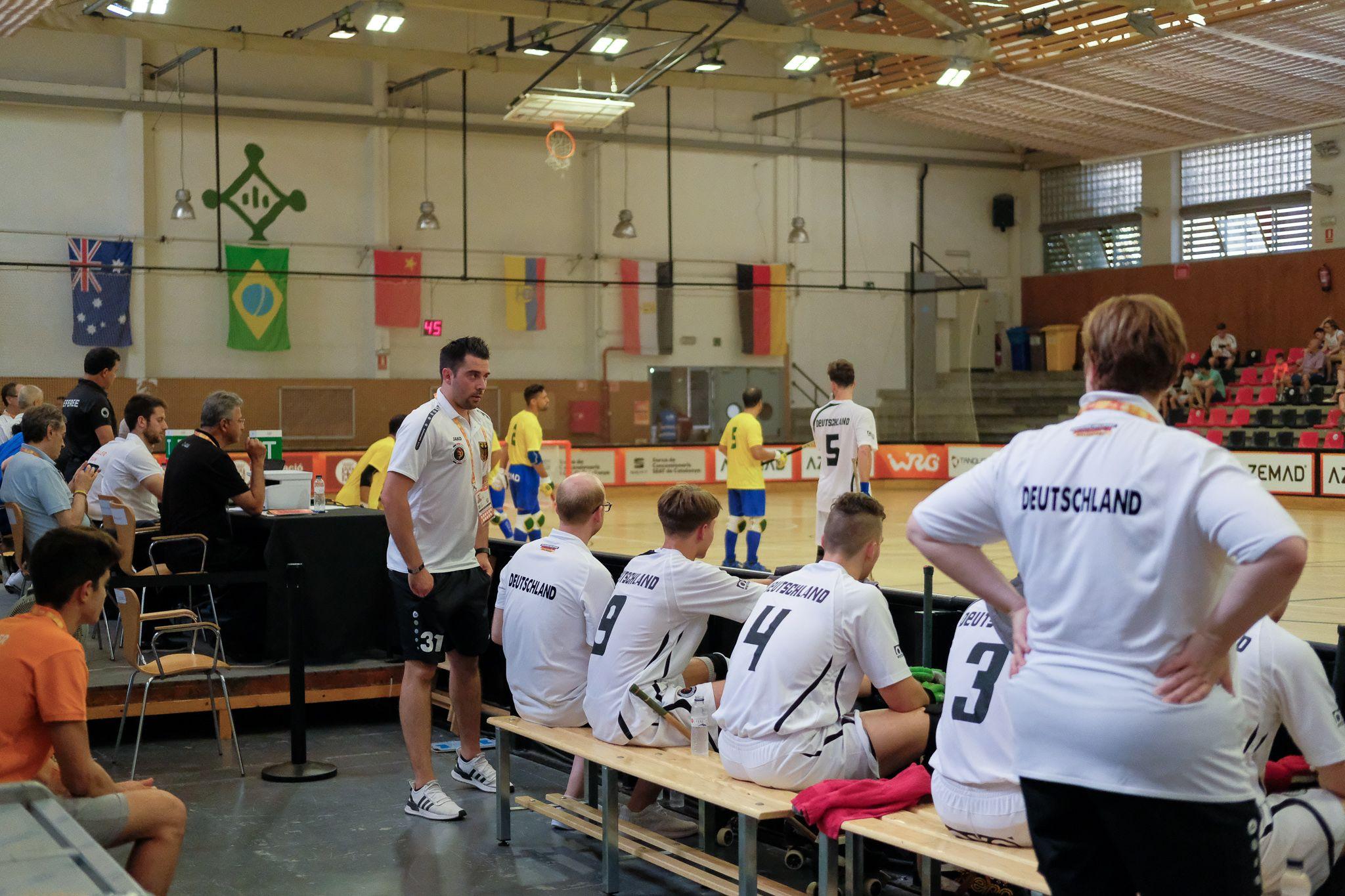 Partit inaugural Alemania vs. Brasil. Foto: Ale Gómez
