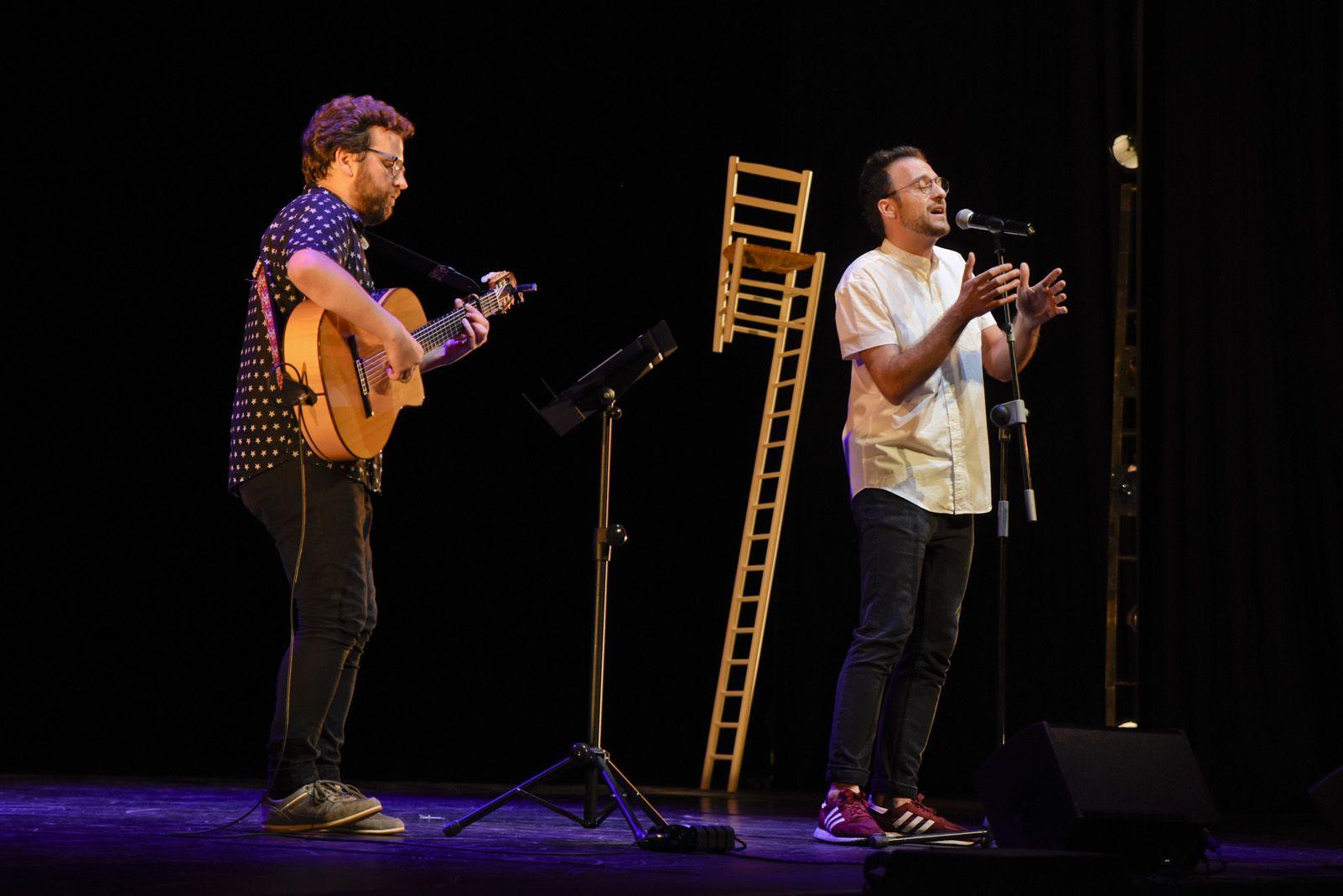 Presentació de la temporada 2019-20 al Teatre-Auditori. Foto: Bernat Millet.