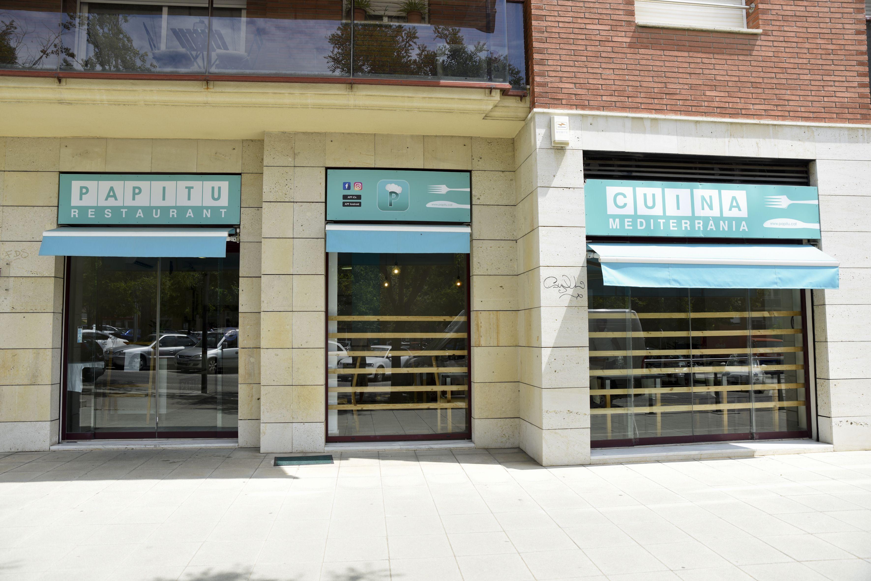 El restaurant està ubicat la barri de Coll Favà FOTO: Bernat Millet