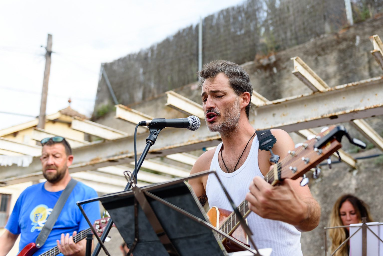 Festa Major de la Colònia Montserrat: Sardinada popular. Foto: Miguel López Mallach