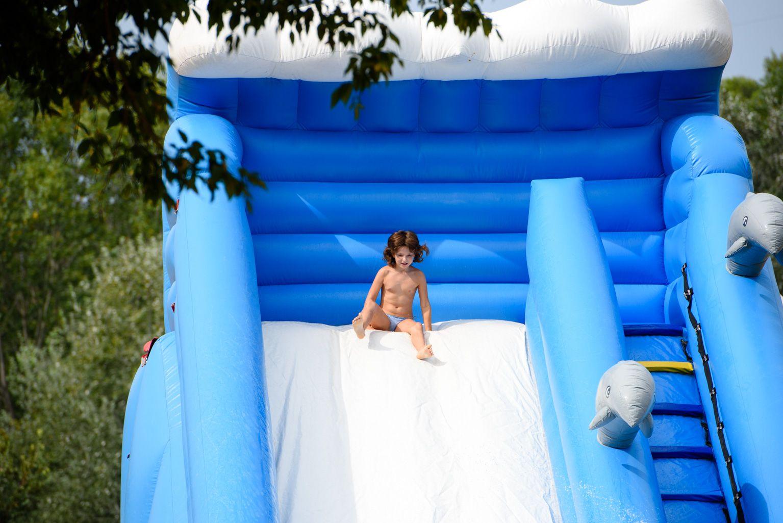 Festa Major de Mas Gener. Festa infantil. Foto: Miguel López Mallach