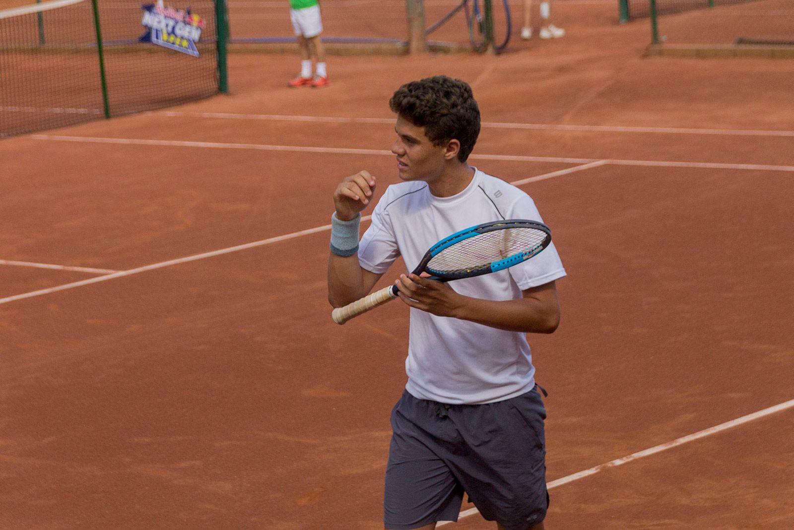 Torneig internacional de Tennis. FOTO: Paula Galván
