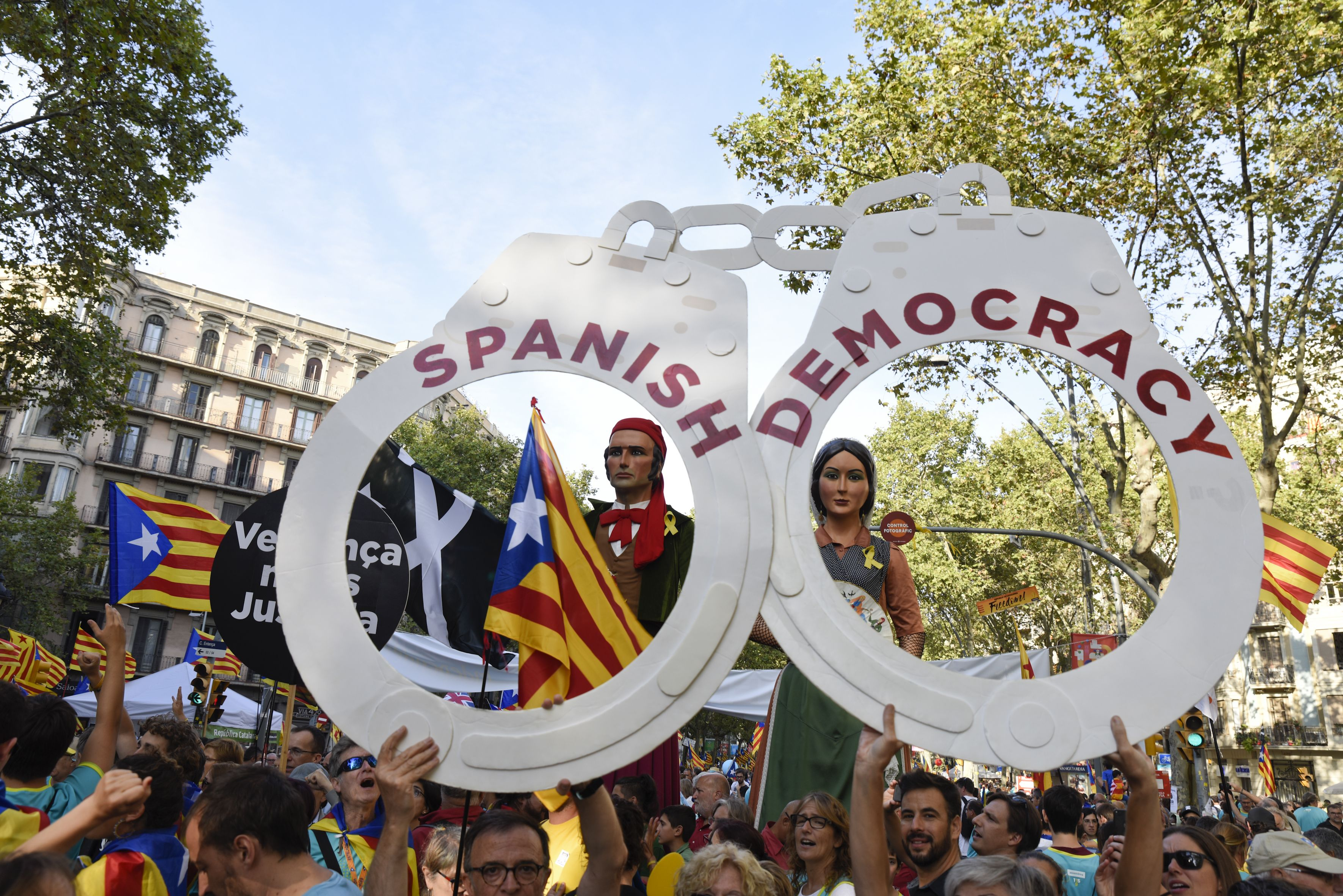 diada nacional catalana 11 setembre barcelona 58