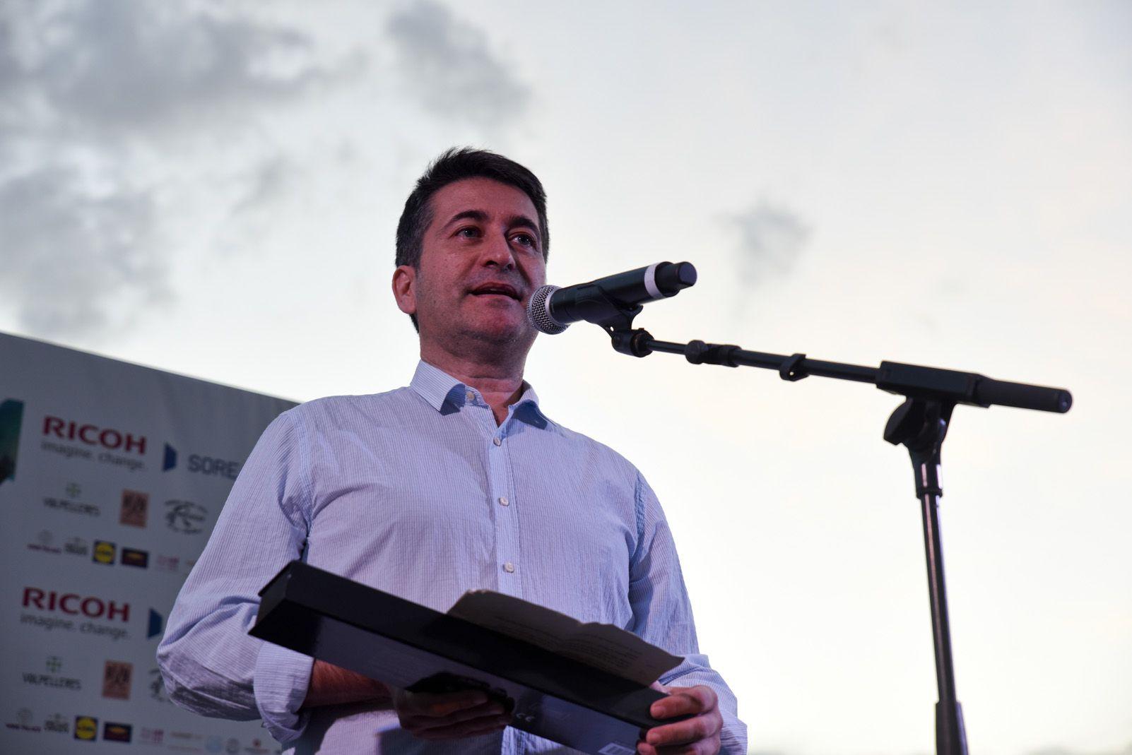 Pregò de Festa Major de Volpelleres. Foto: Bernat Millet.