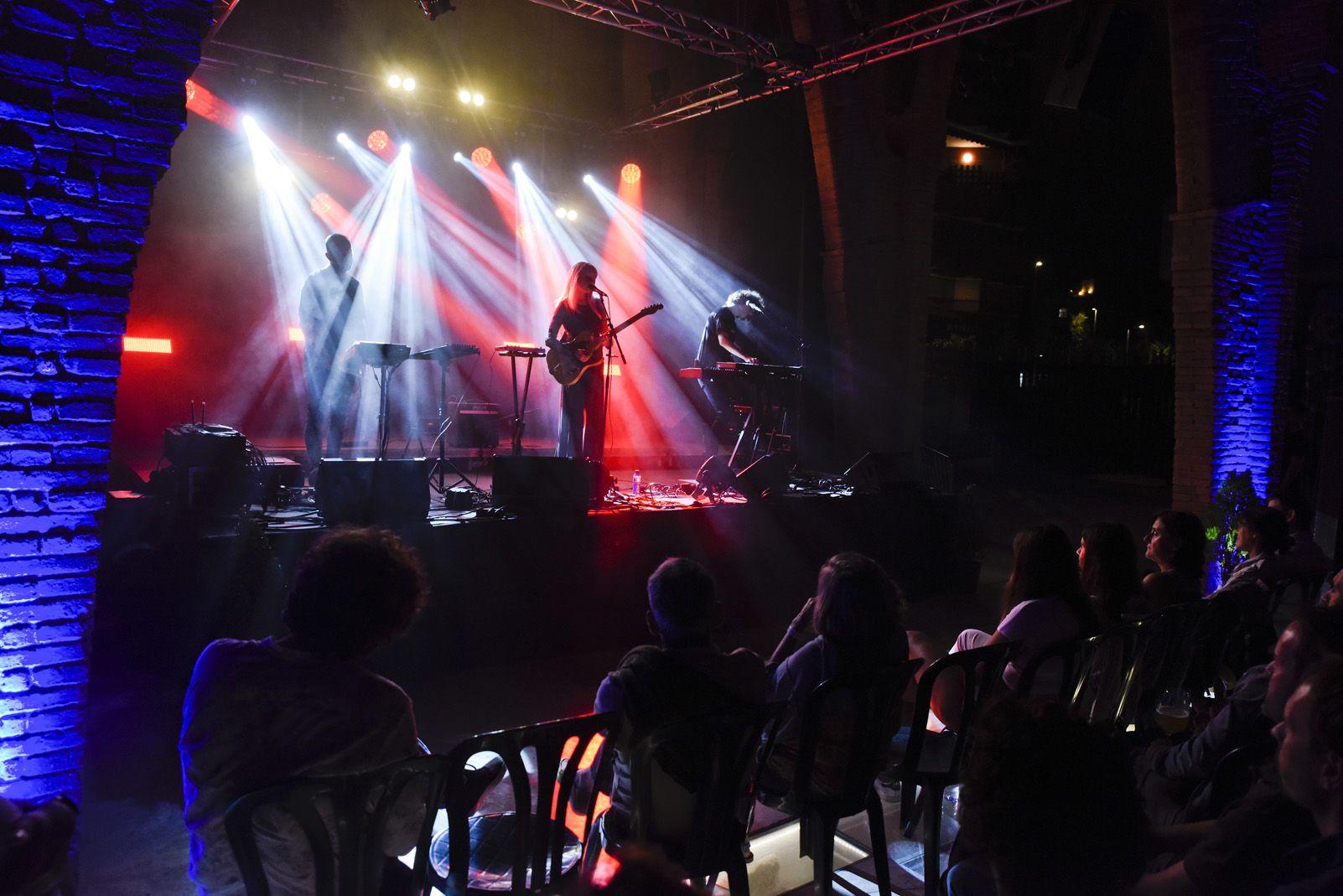 Festival Vincles al Celler Modernista. Foto: Bernat Millet.
