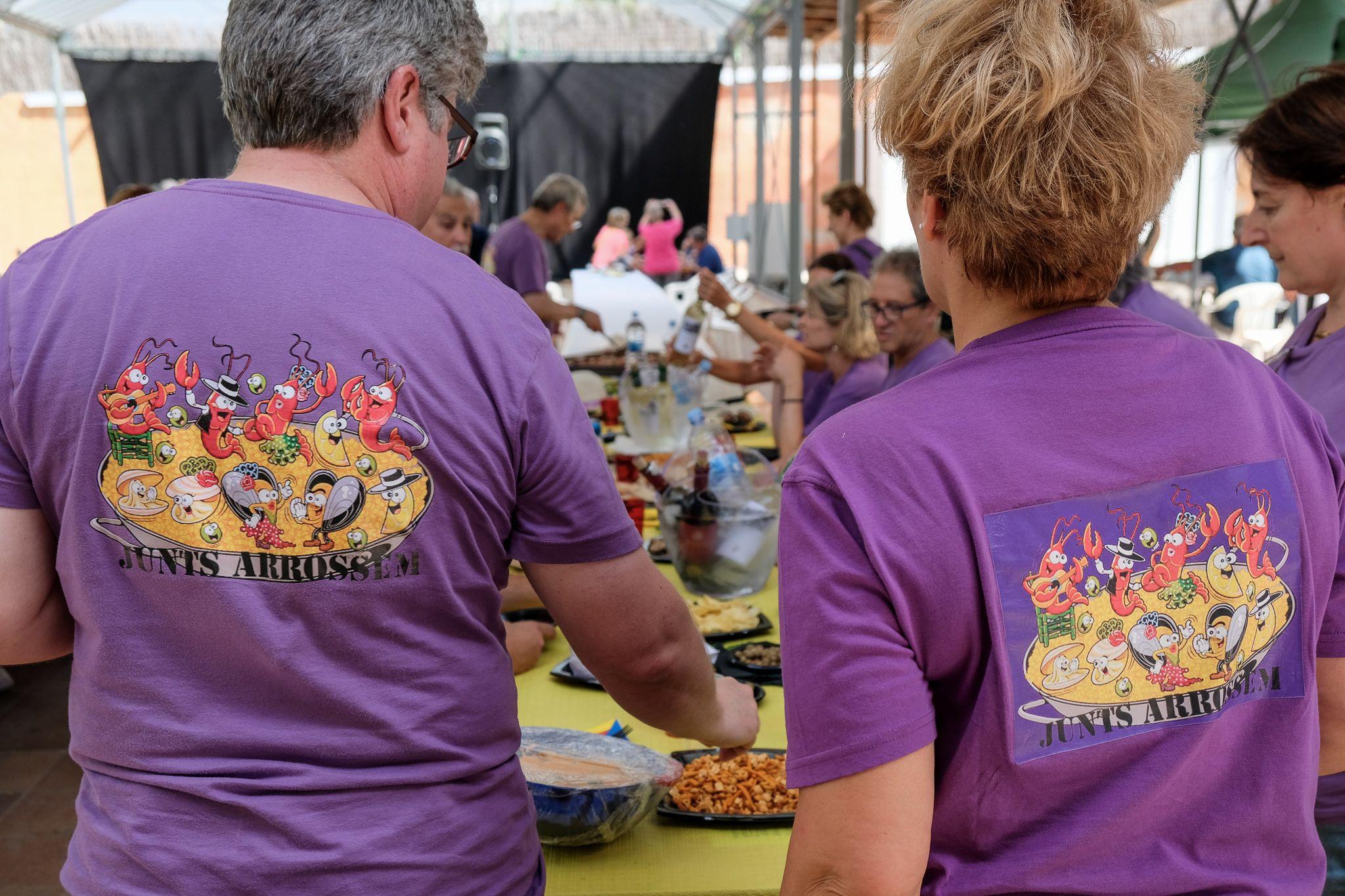 Concurs de paelles a Valldoreix. Foto: Ale Gómez