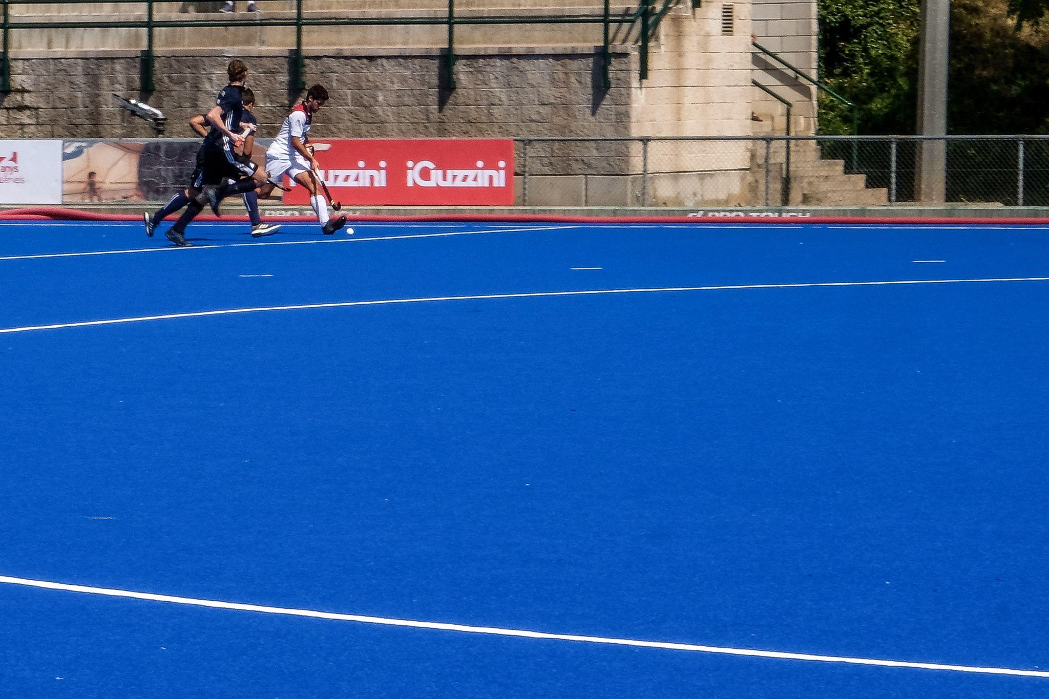 Campionat de Catalunya Hoquei herba: Junior Vs RC Polo. Foto: Ale Gómez