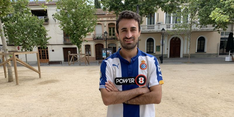 l'atleta popular fidel a les proves de Sant Cugat i al RCD Espanyol