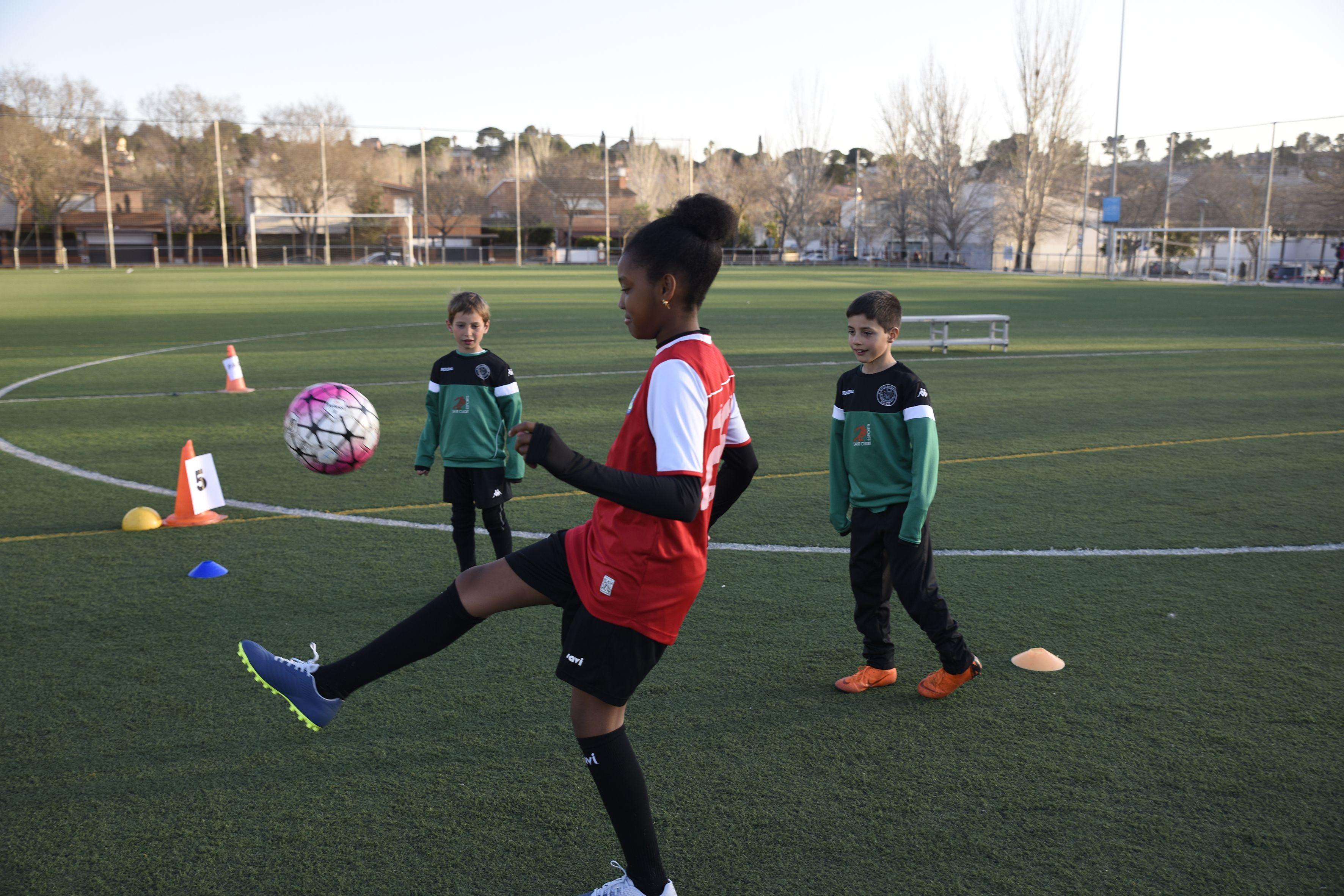 També tenen equips femenins FOTO: Bernat Millet
