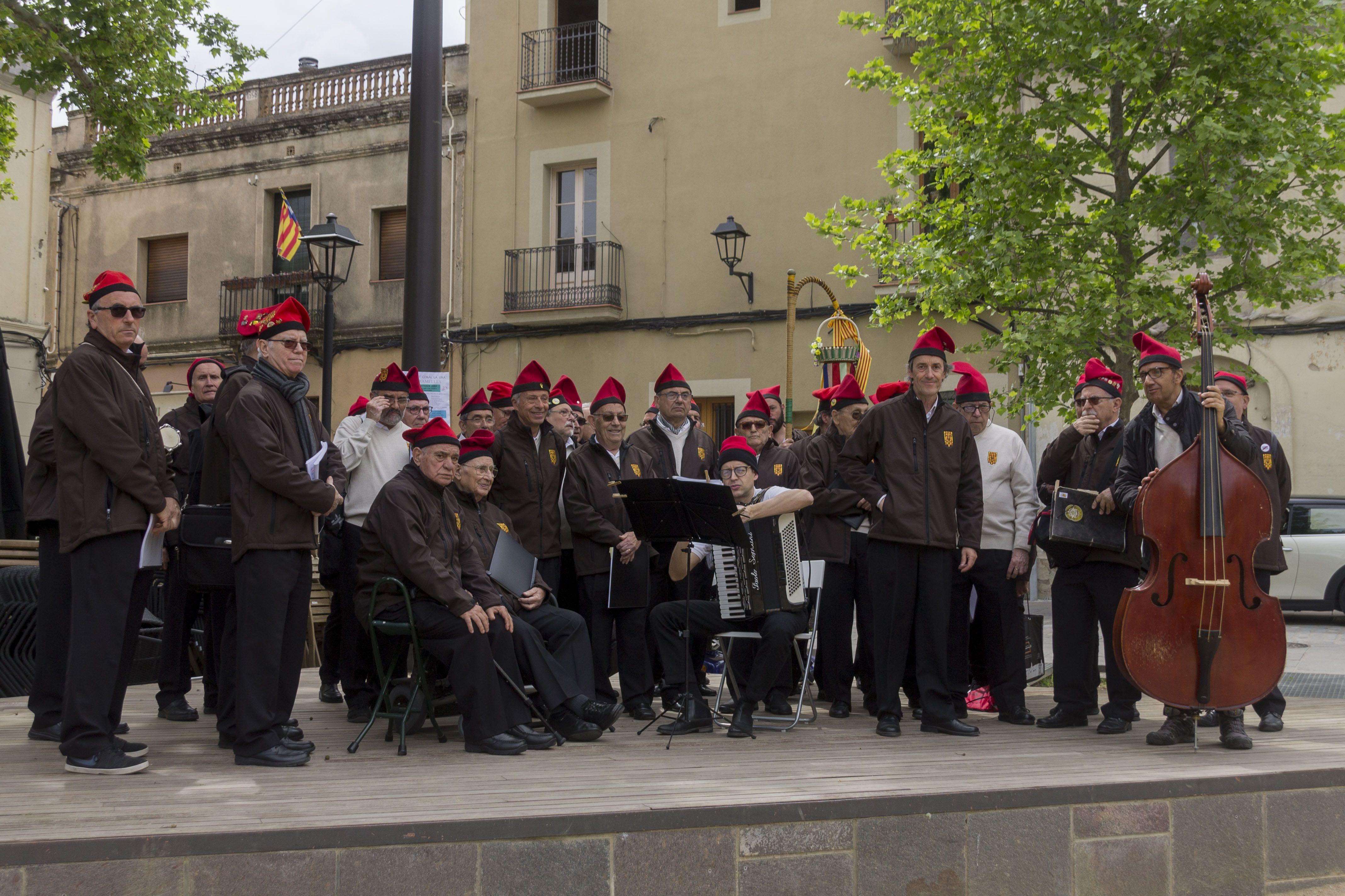 La Societat Coral La Lira uneix tradició i cultura FOTO: Bernat Millet