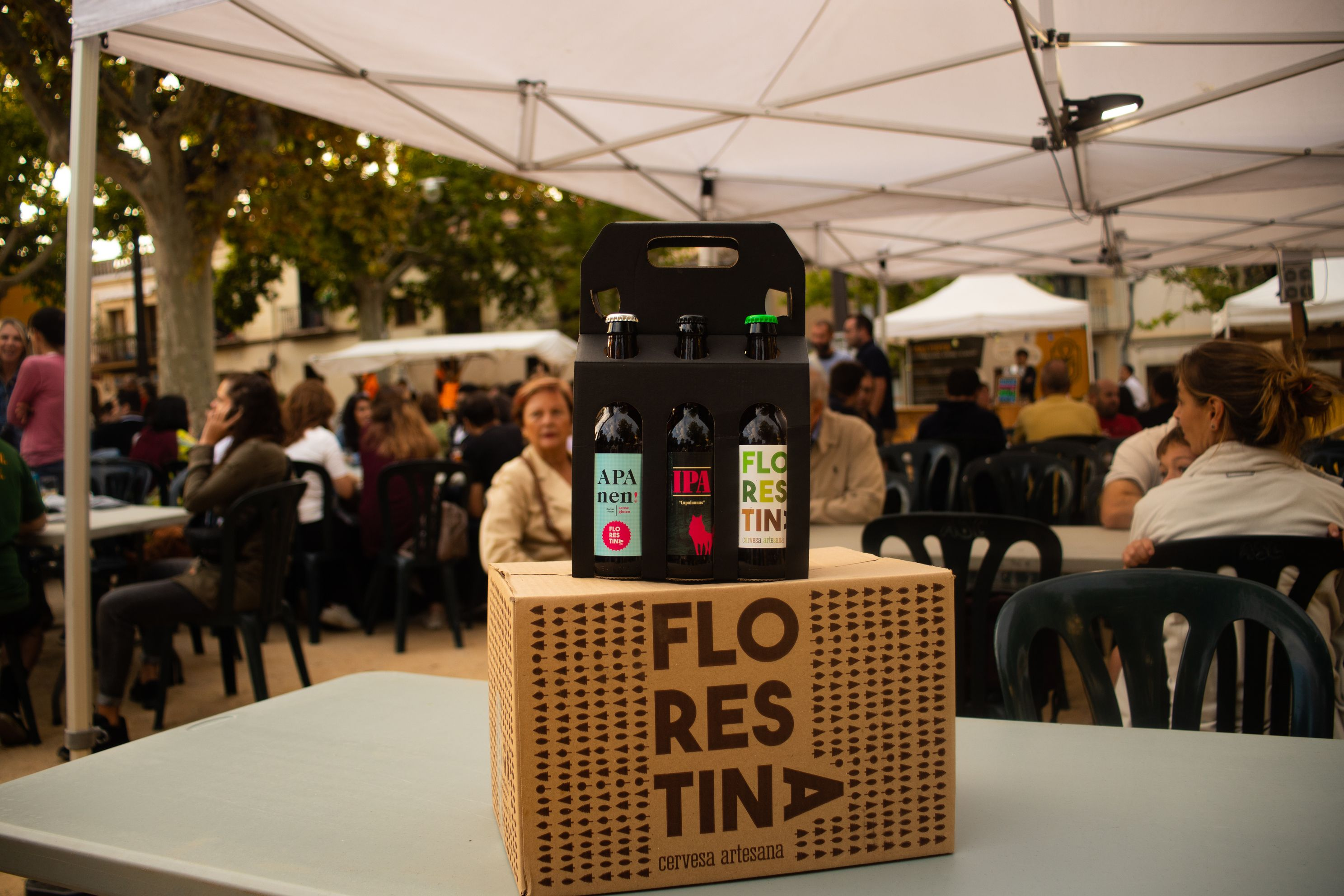 7è Sant Q Beer Festival 2019. Foto: Adrián Gómez.