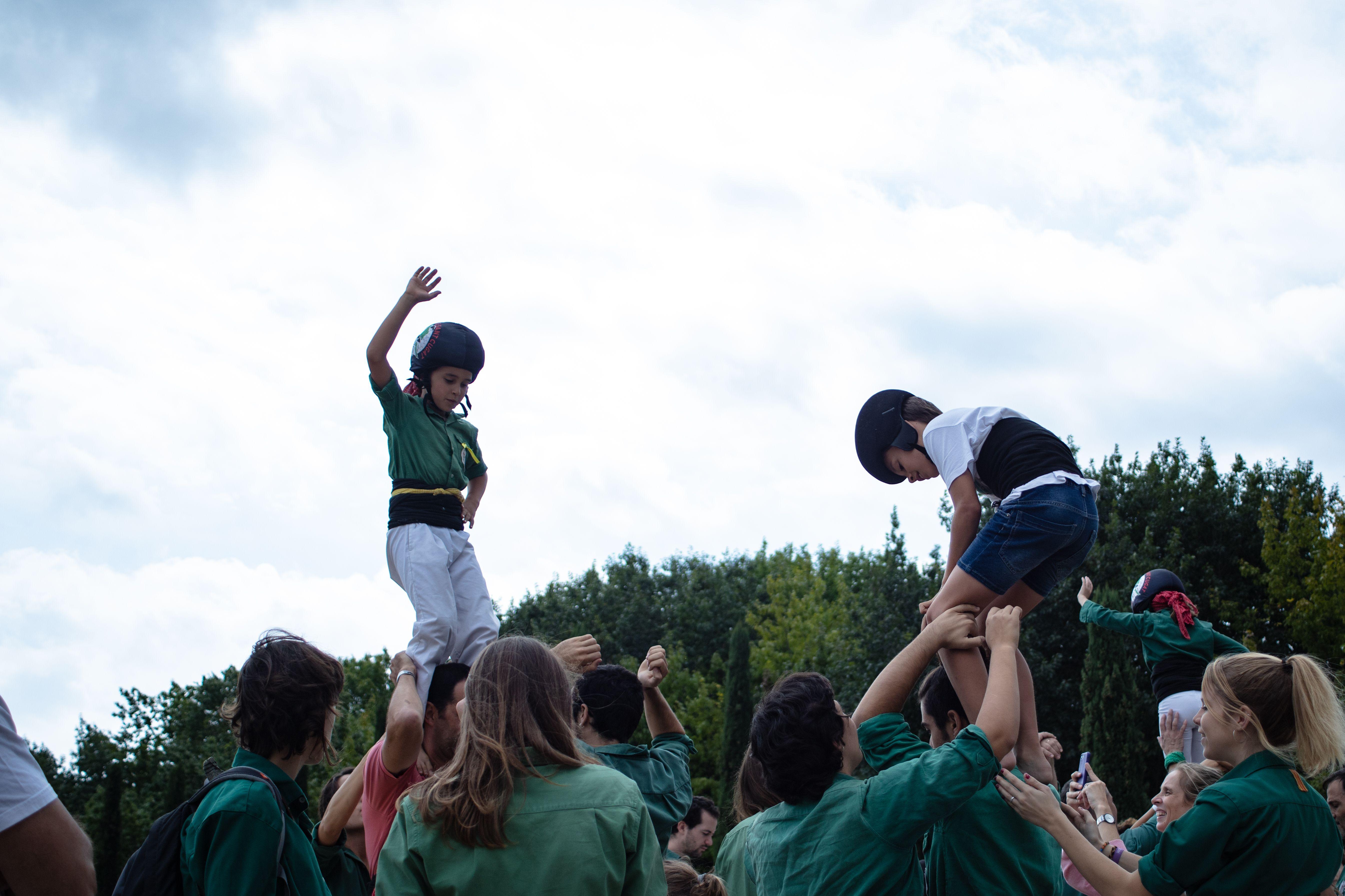 Petits Camaleons 2019. Diumenge. Foto: Adrián Gómez
