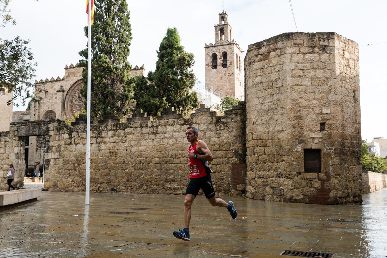 Cursa DiR Sant Cugat - Mossos d'Esquadra. Foto: Miguel López Mallach