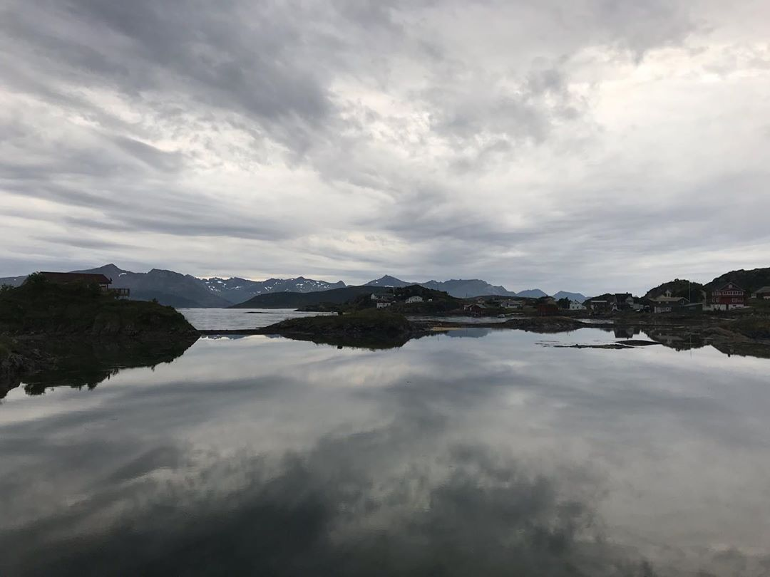 tzeitel   #Sommarøy #nofilter #norway