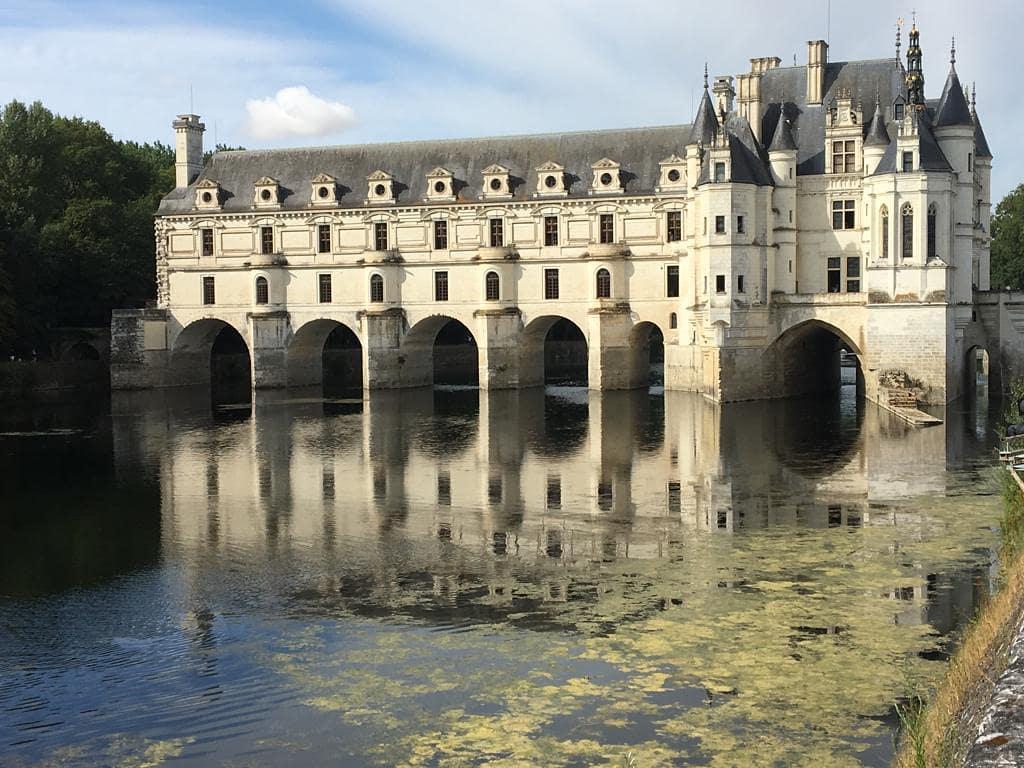 angpenab    Chateau de Chenonceaux