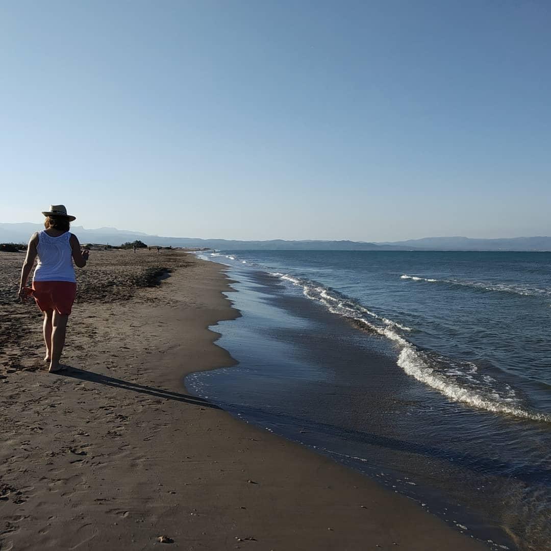 ccodfranquesa   La platja
