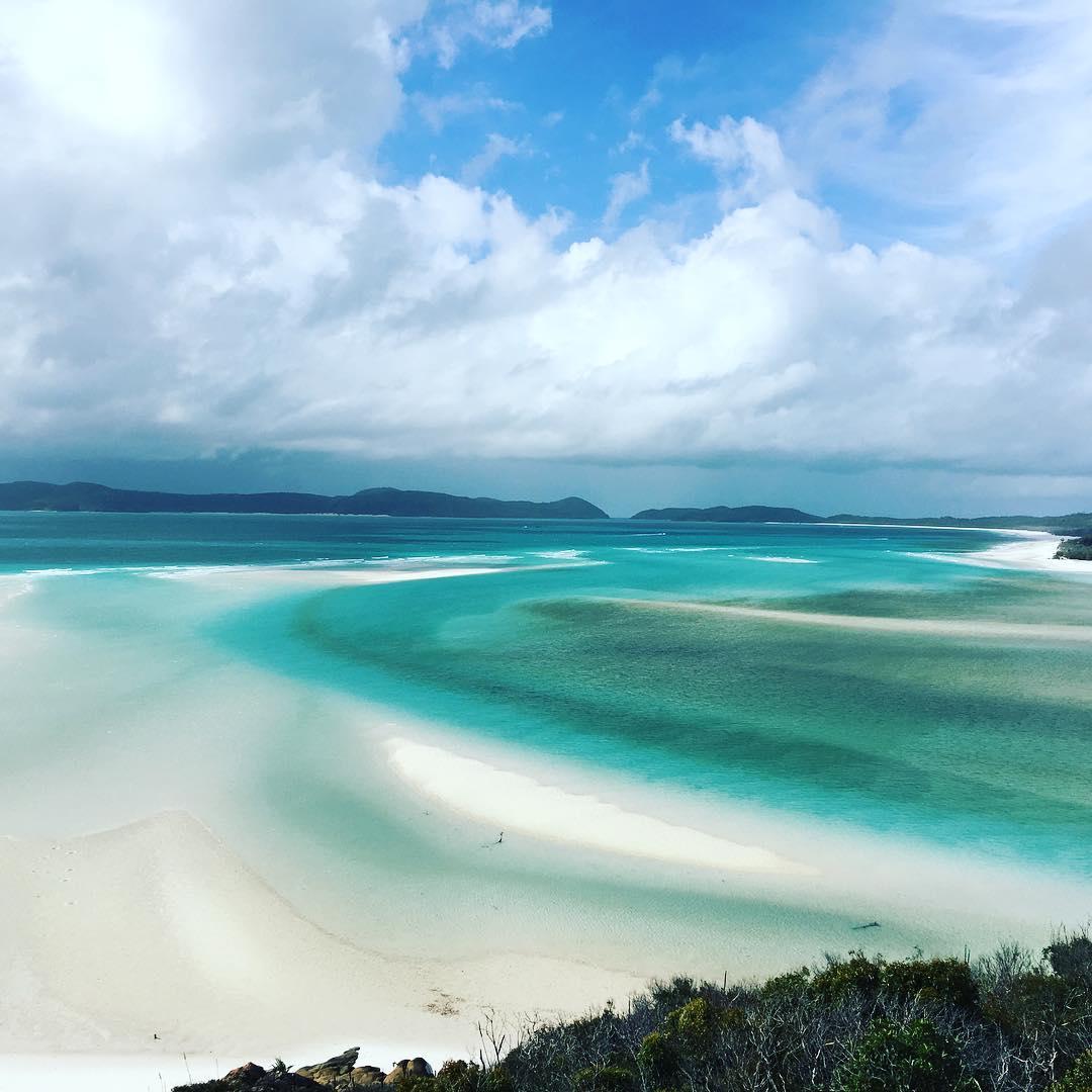 ireneplanaguell   Whitsunday Island