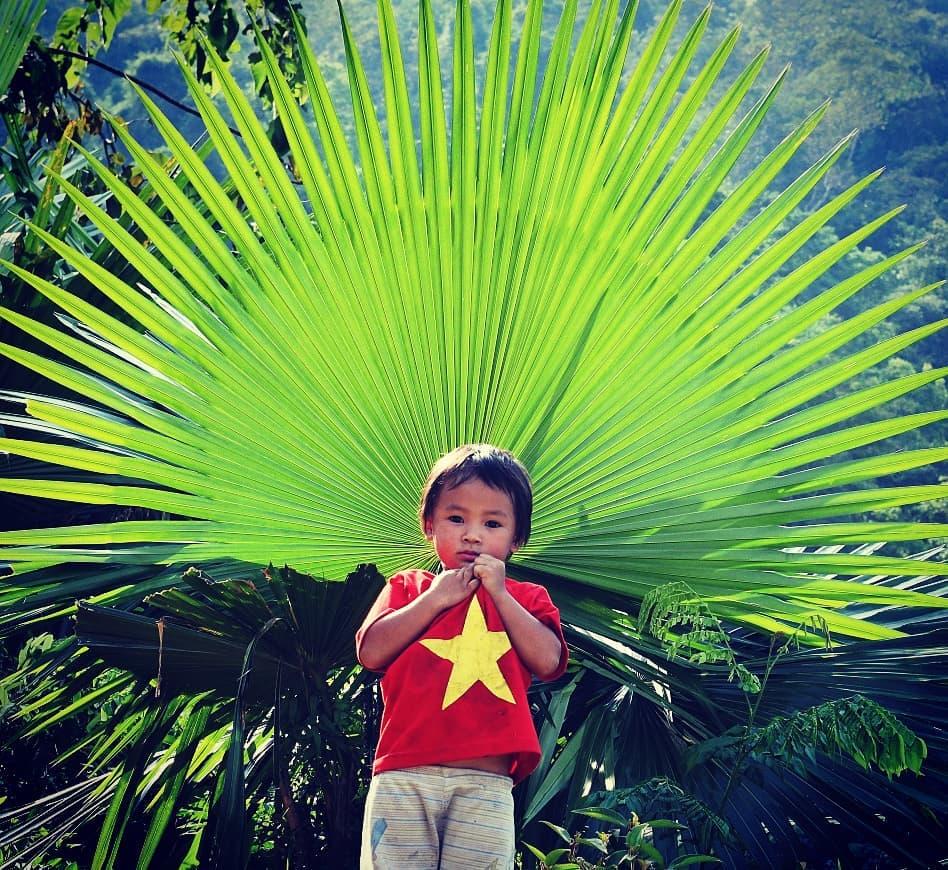 jansamarc   Gent del Vietnam. Gent autentica de somriure sincer al nord del Vietnam, a la zona de Ha Giang