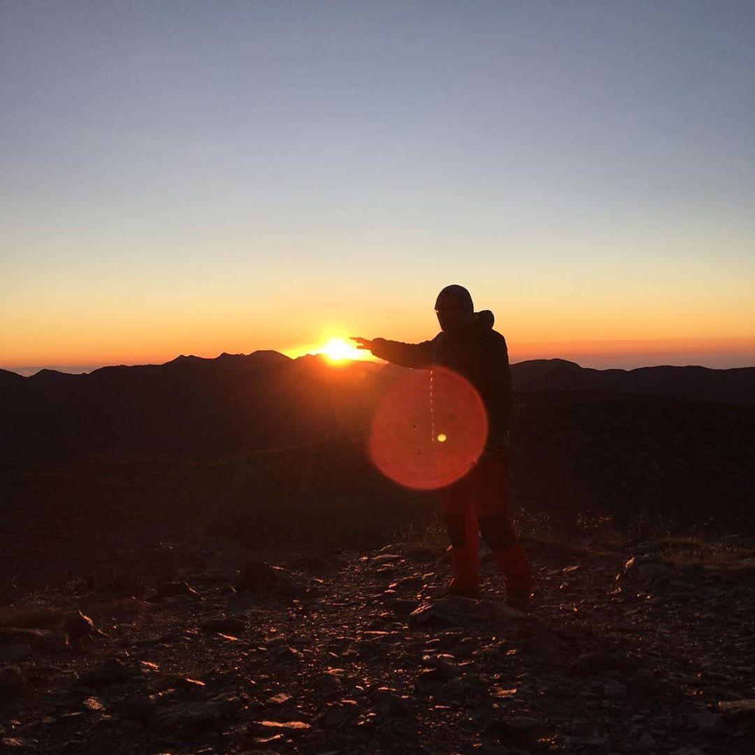 jcaldes66    Sortida de sol al Puigmal