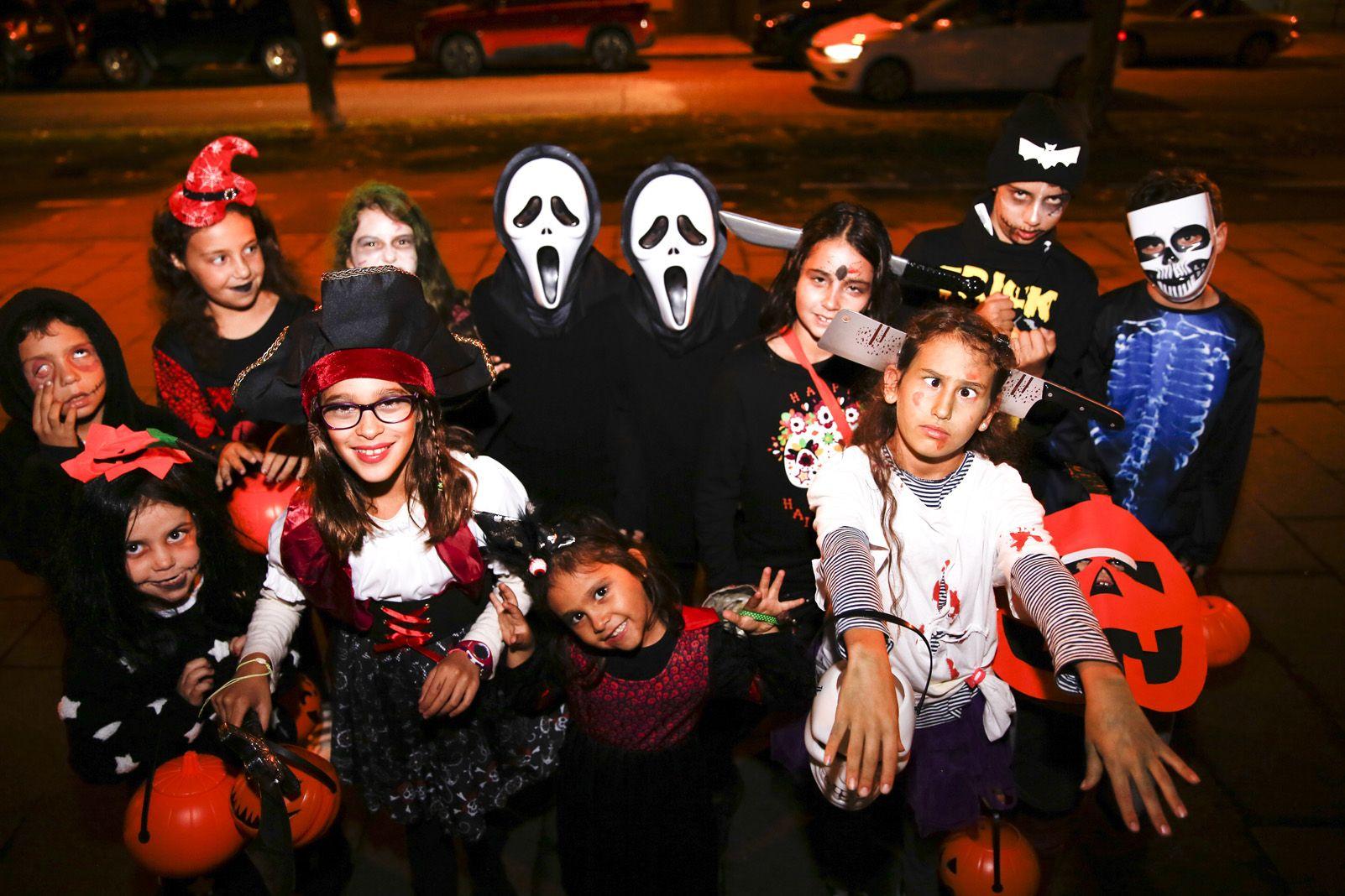 castanyada i Halloween pels carrers de sant cugat 2019 12