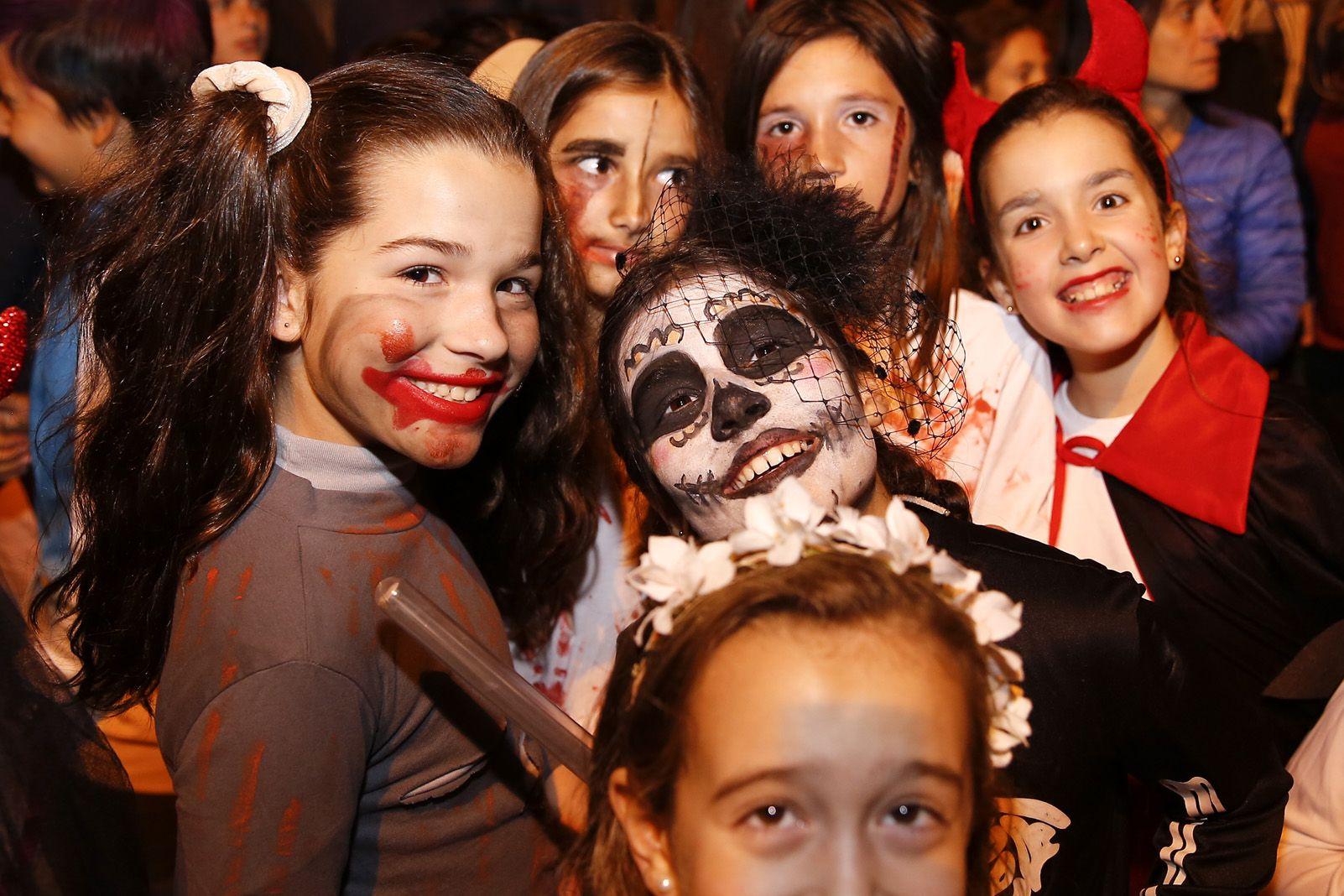 castanyada i Halloween pels carrers de sant cugat 2019 18