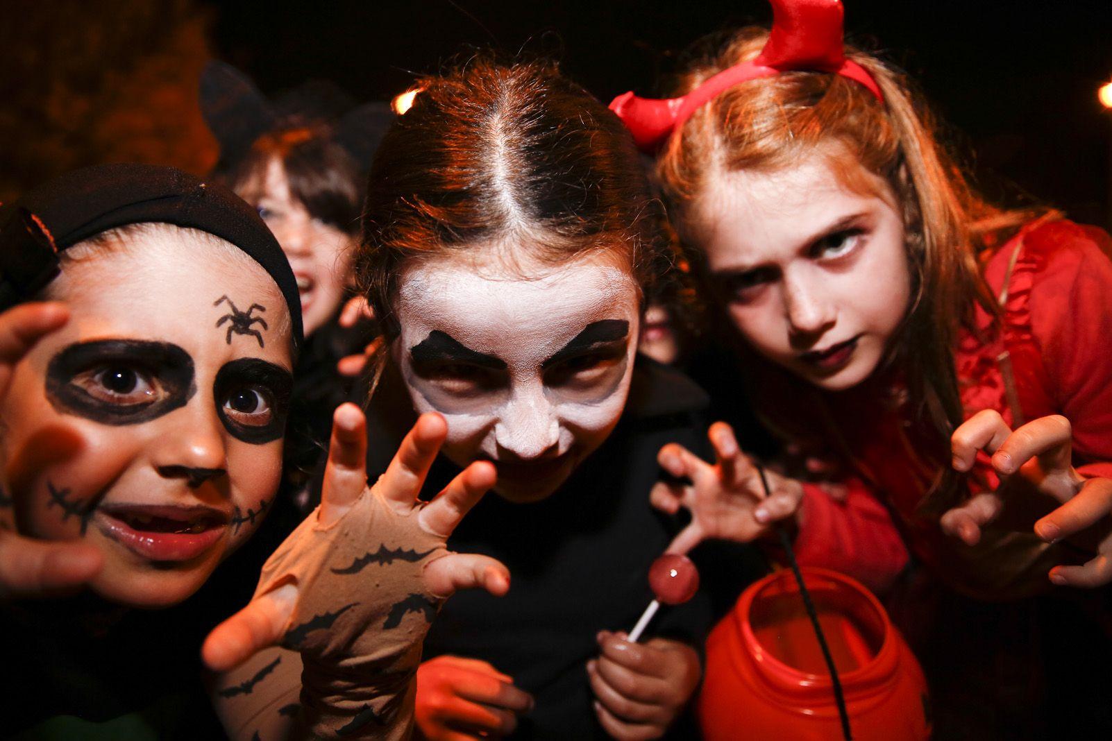 castanyada i Halloween pels carrers de sant cugat 2019 19
