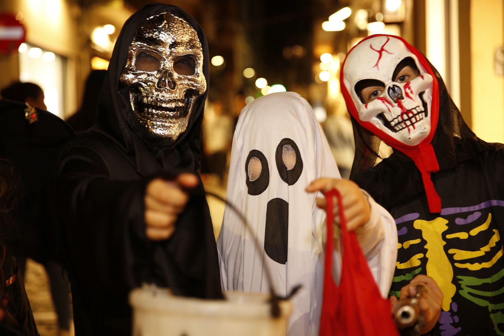 castanyada i Halloween pels carrers de sant cugat 2019 28
