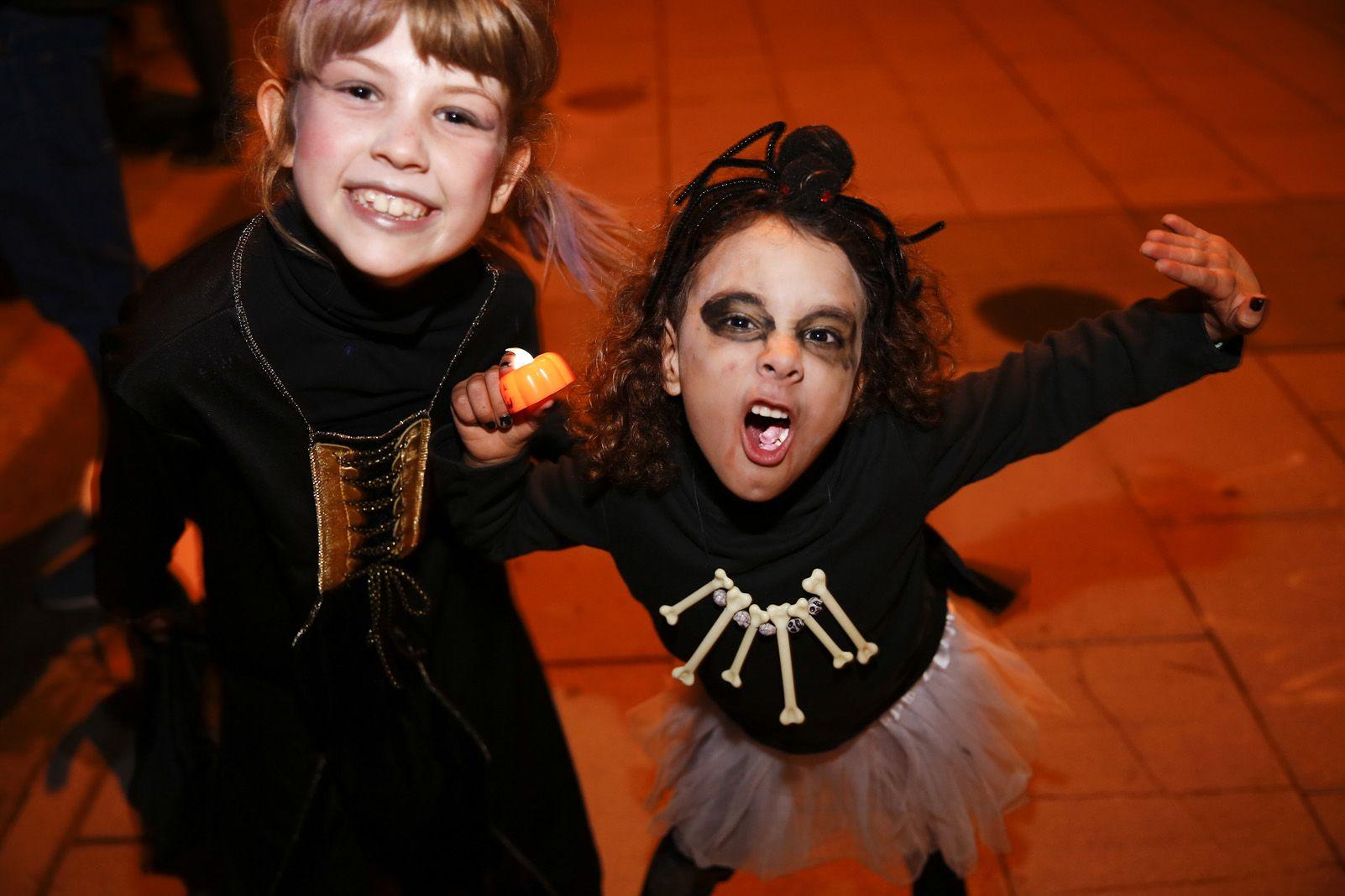 castanyada i Halloween pels carrers de sant cugat 2019 1